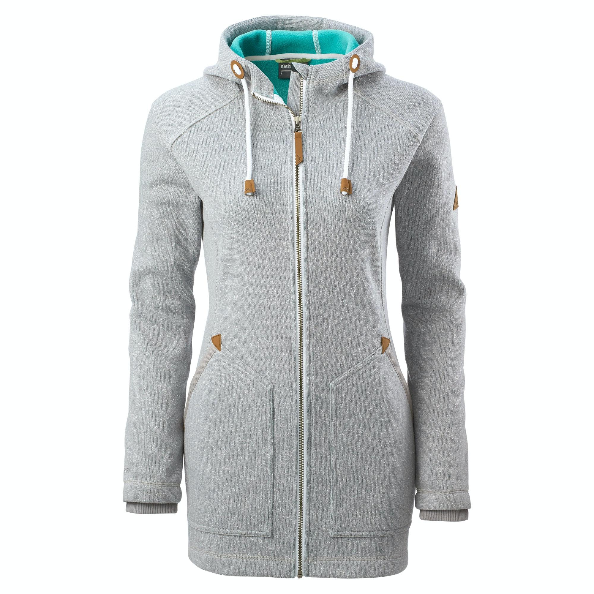 Flaxmere Women's Longline Fleece Jacket