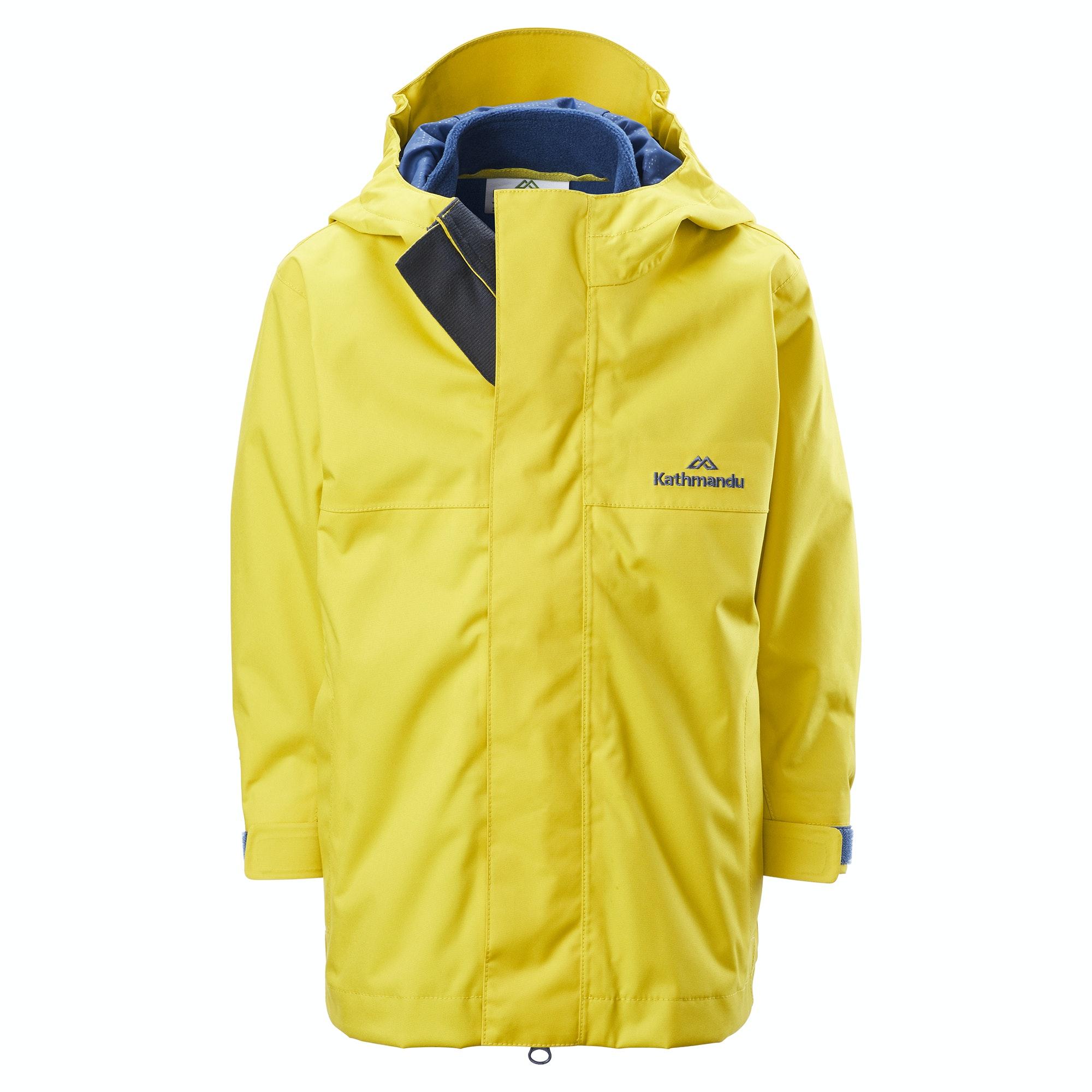 Chiecco Kid's ngx 3 in 1 Rain Jacket