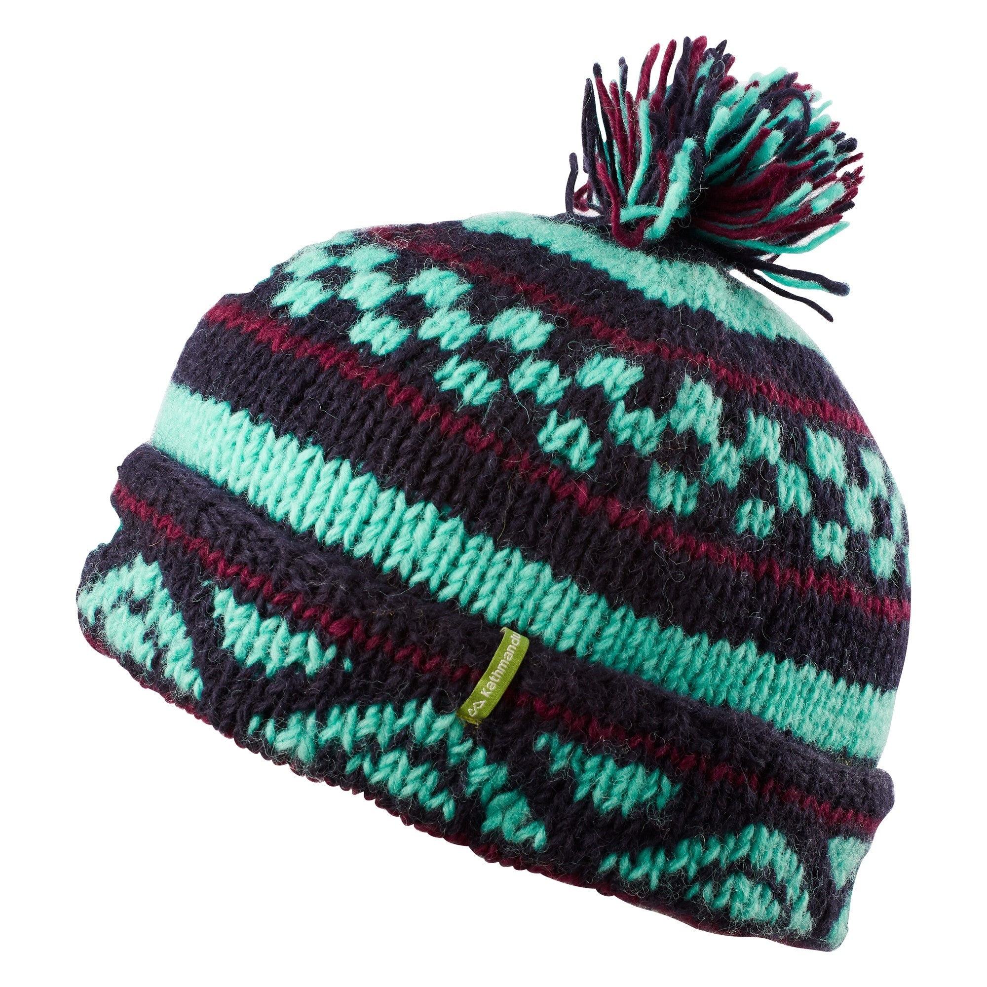 7fd8bee5d4d Hand Knitted Khusi Beanie