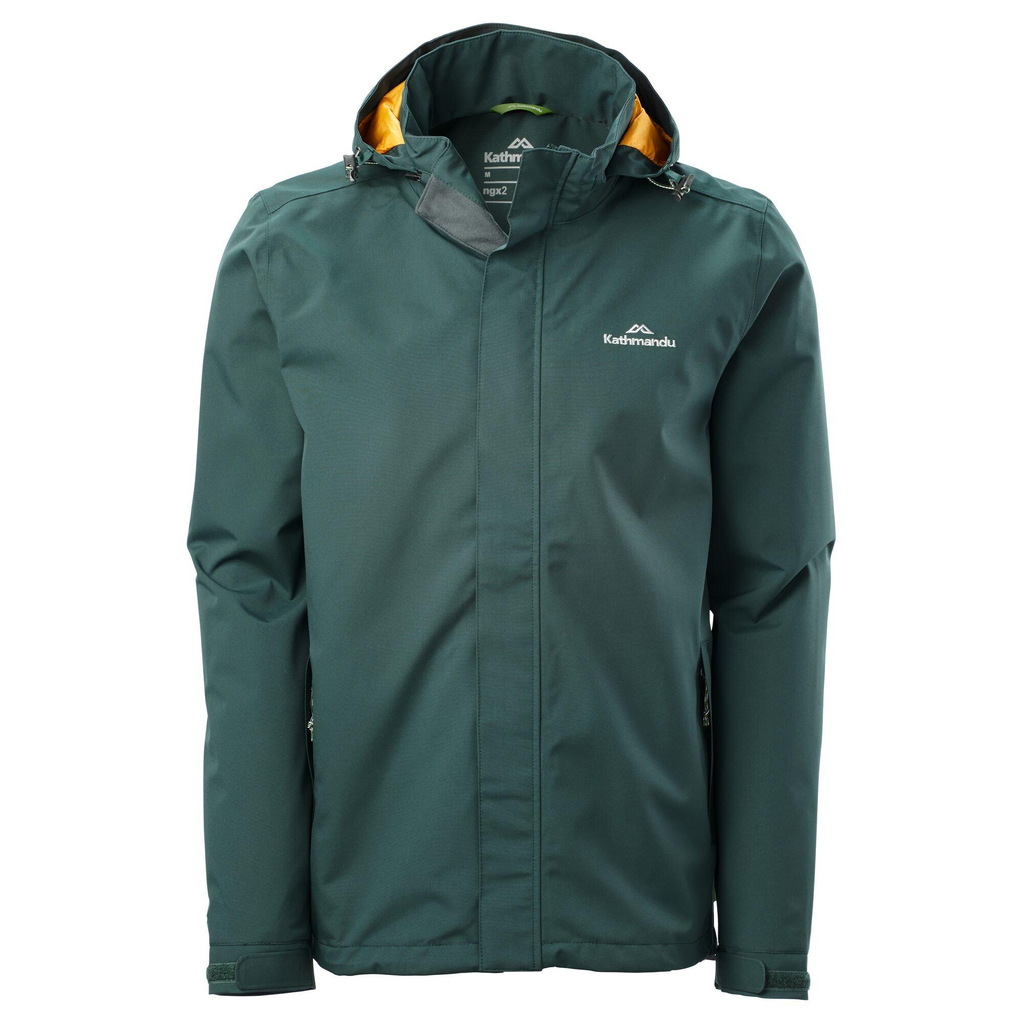 Light bicolor windproof jacket
