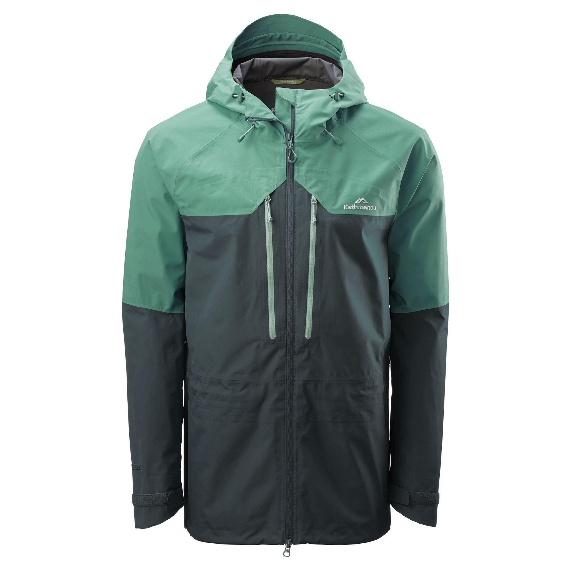 kathmandu aysen men 39 s gore tex windproof waterproof outdoor rain jacket ebay. Black Bedroom Furniture Sets. Home Design Ideas