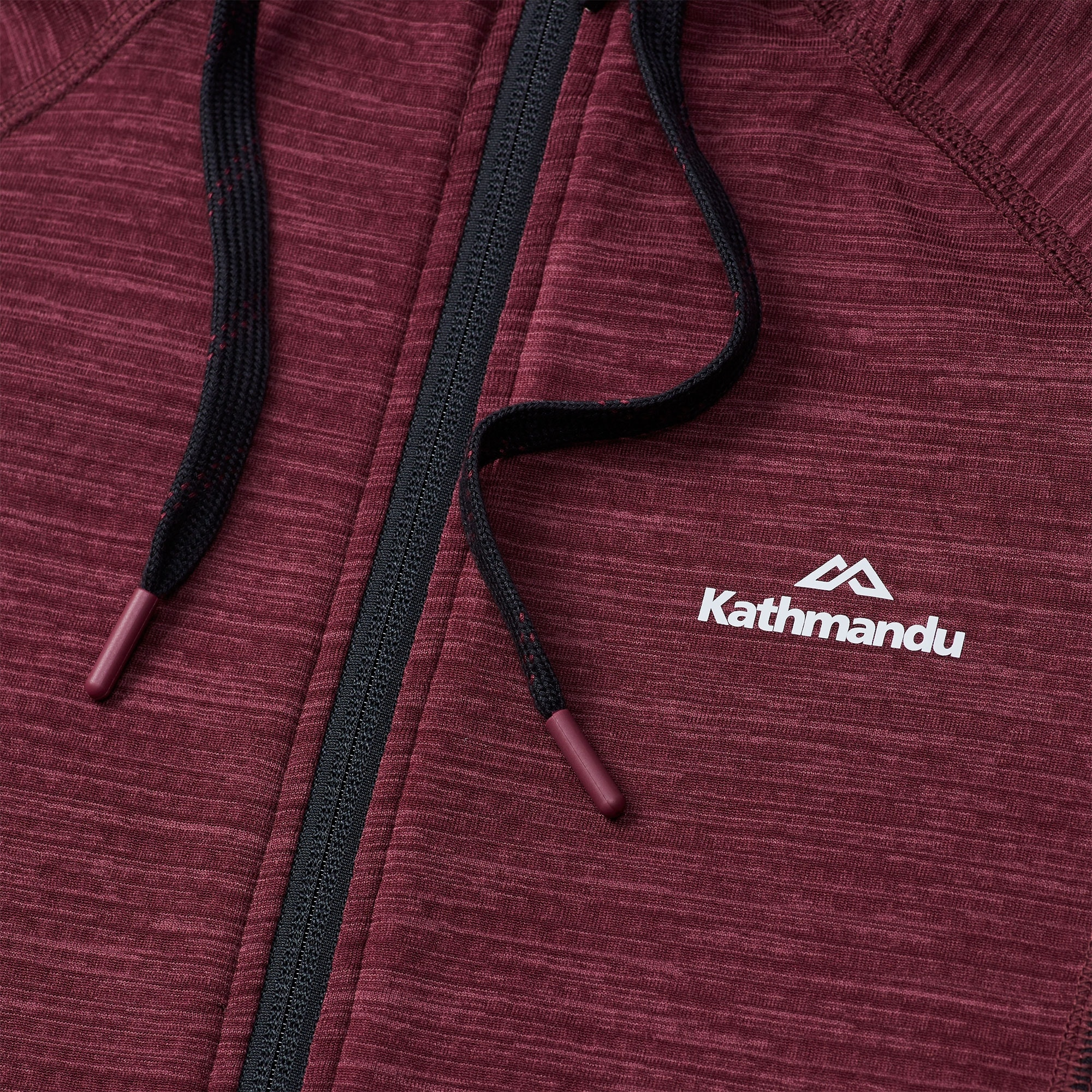 NEW-Kathmandu-Acota-Women-s-Hooded-Fleece-Lightweight-Breathable-Outdoor-Jacket thumbnail 20