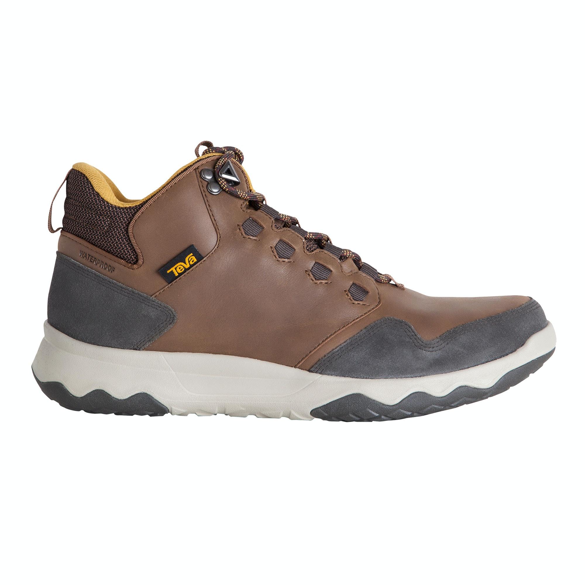 5d831168a965 Teva Arrowood Lux Mid Men s Water Proof Shoes - Brown