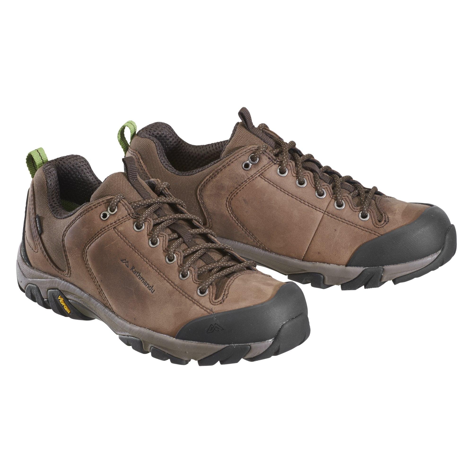 Durable Mens Walking Shoes
