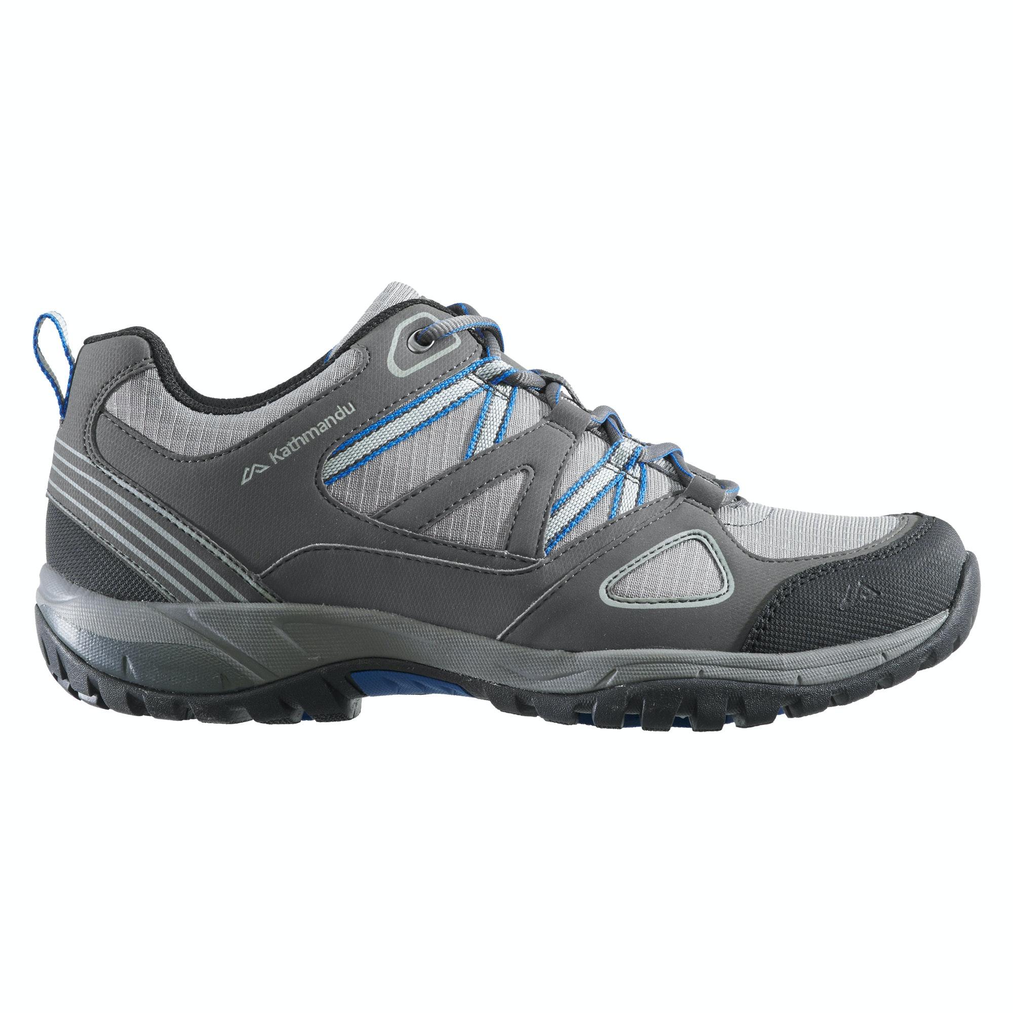 NEW-Kathmandu-Serpentine-II-Men-039-s-Lighweight-Durable-Hiking-Walking-Shoes