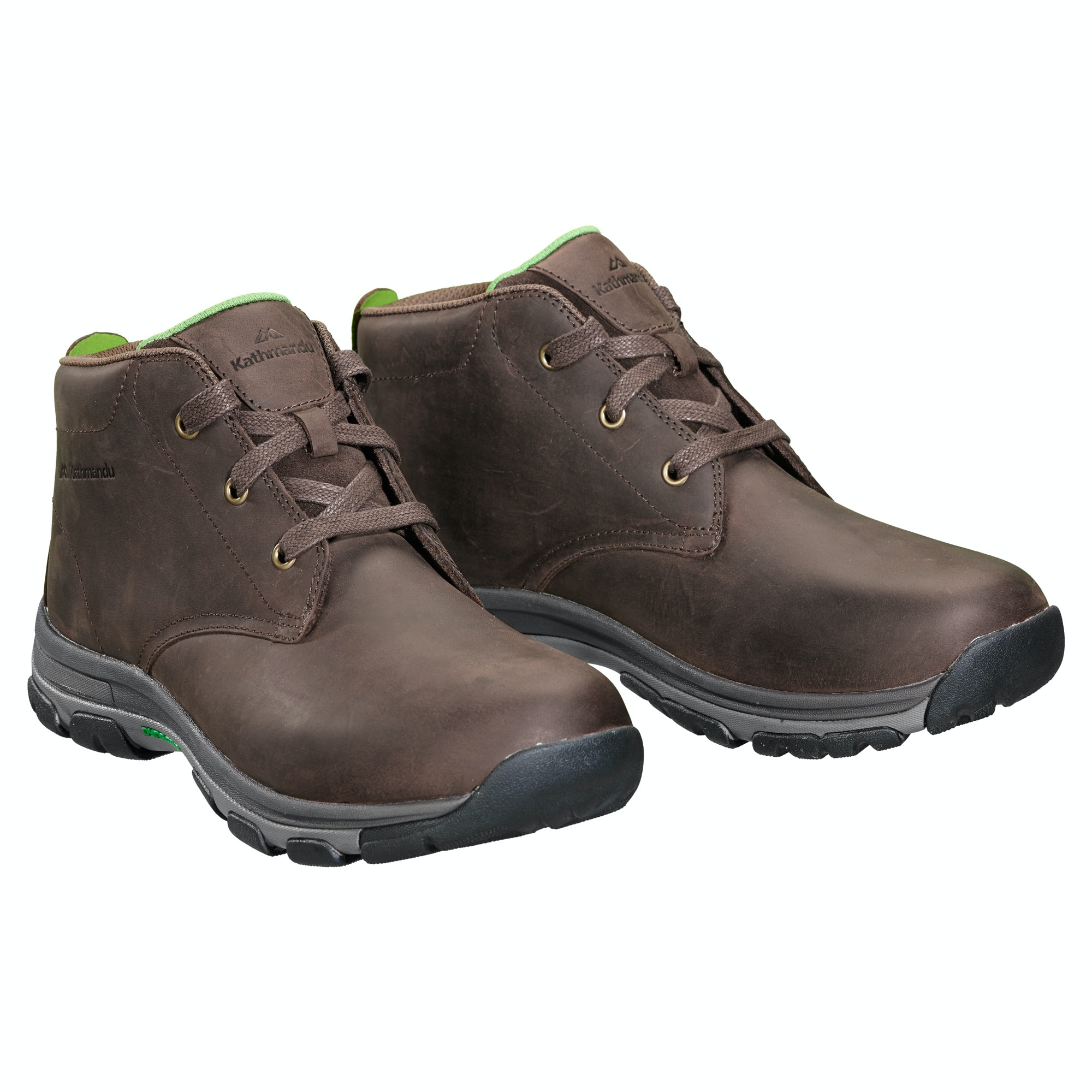 Dennison Men's Desert Boots - Dark Brown