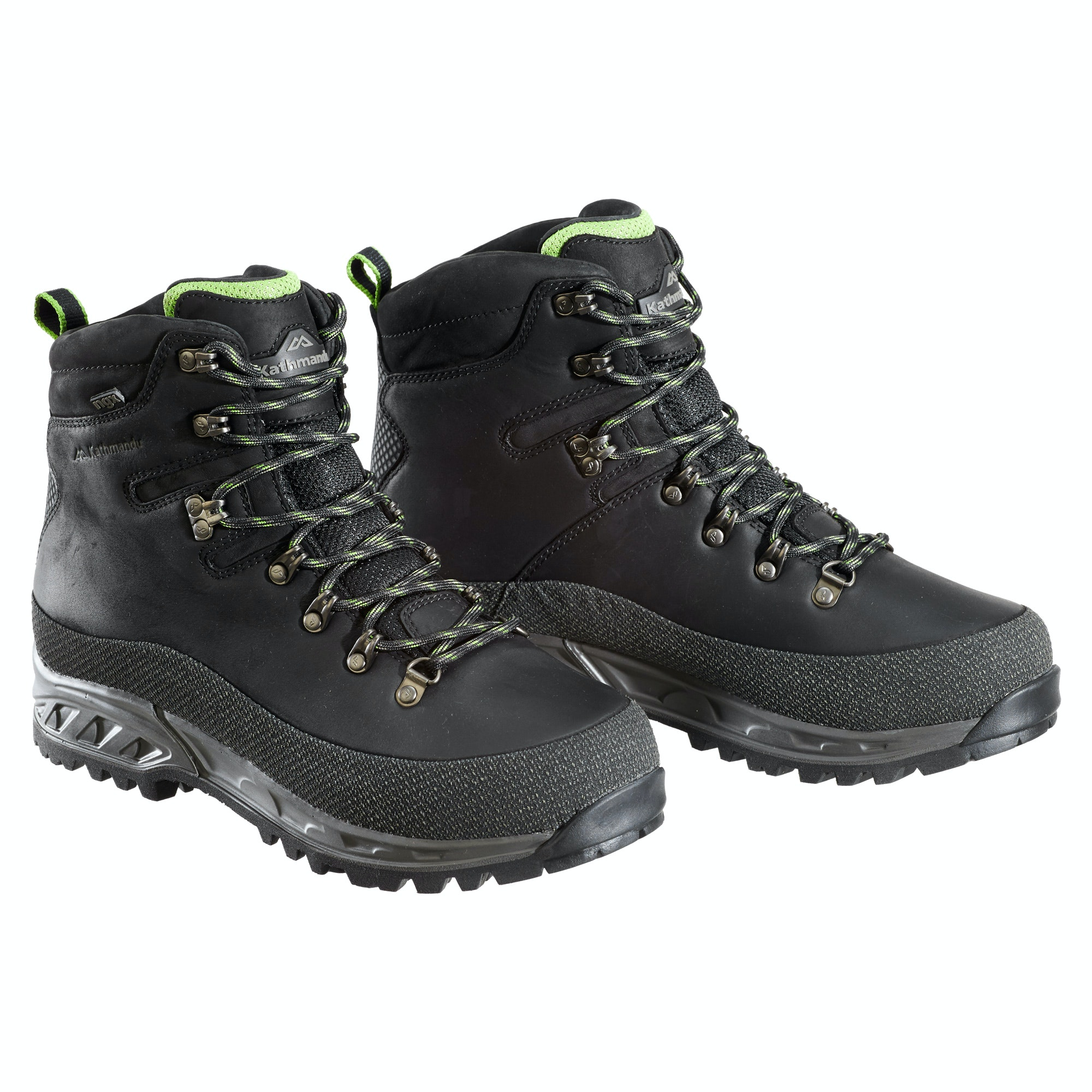 7d93140d31de7 Fyfe NGX Men s Kevlar Hiking Boots - Black
