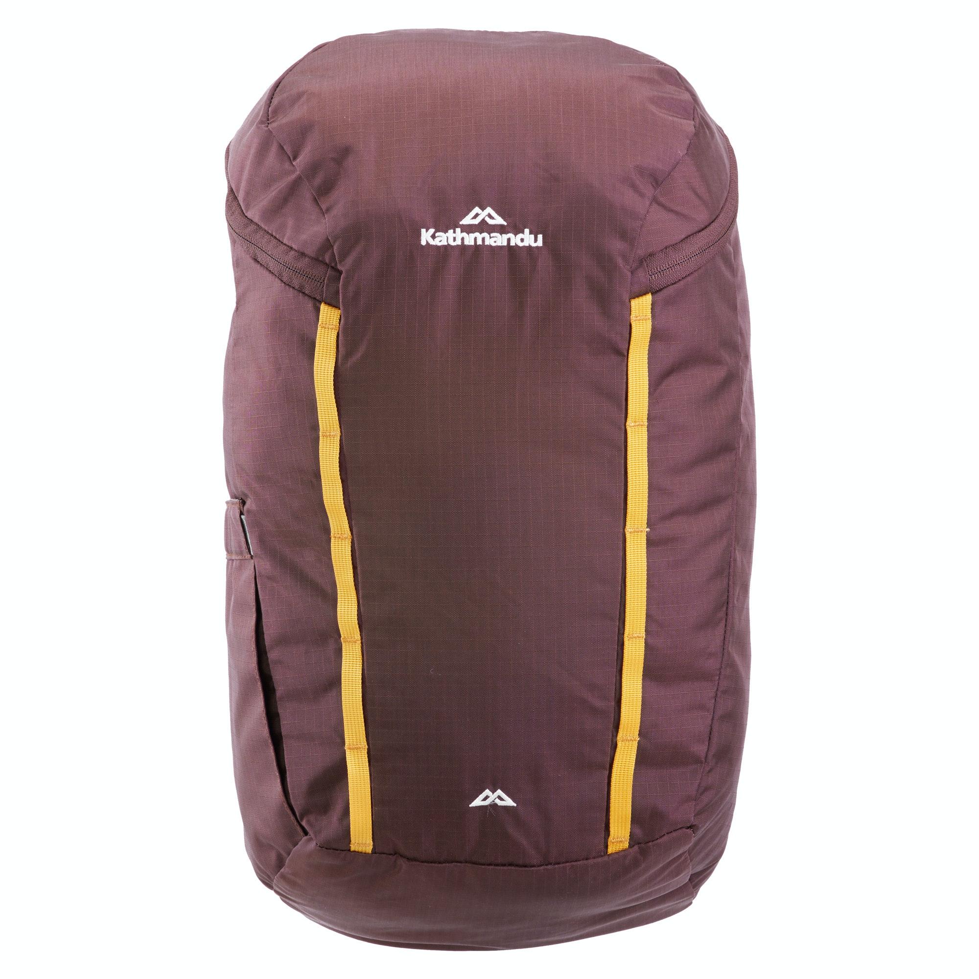 66f5defbcfa6 Details about NEW Kathmandu Dash Men s Women s 20L Backpack School Bag  Rucksack Day Pack v5