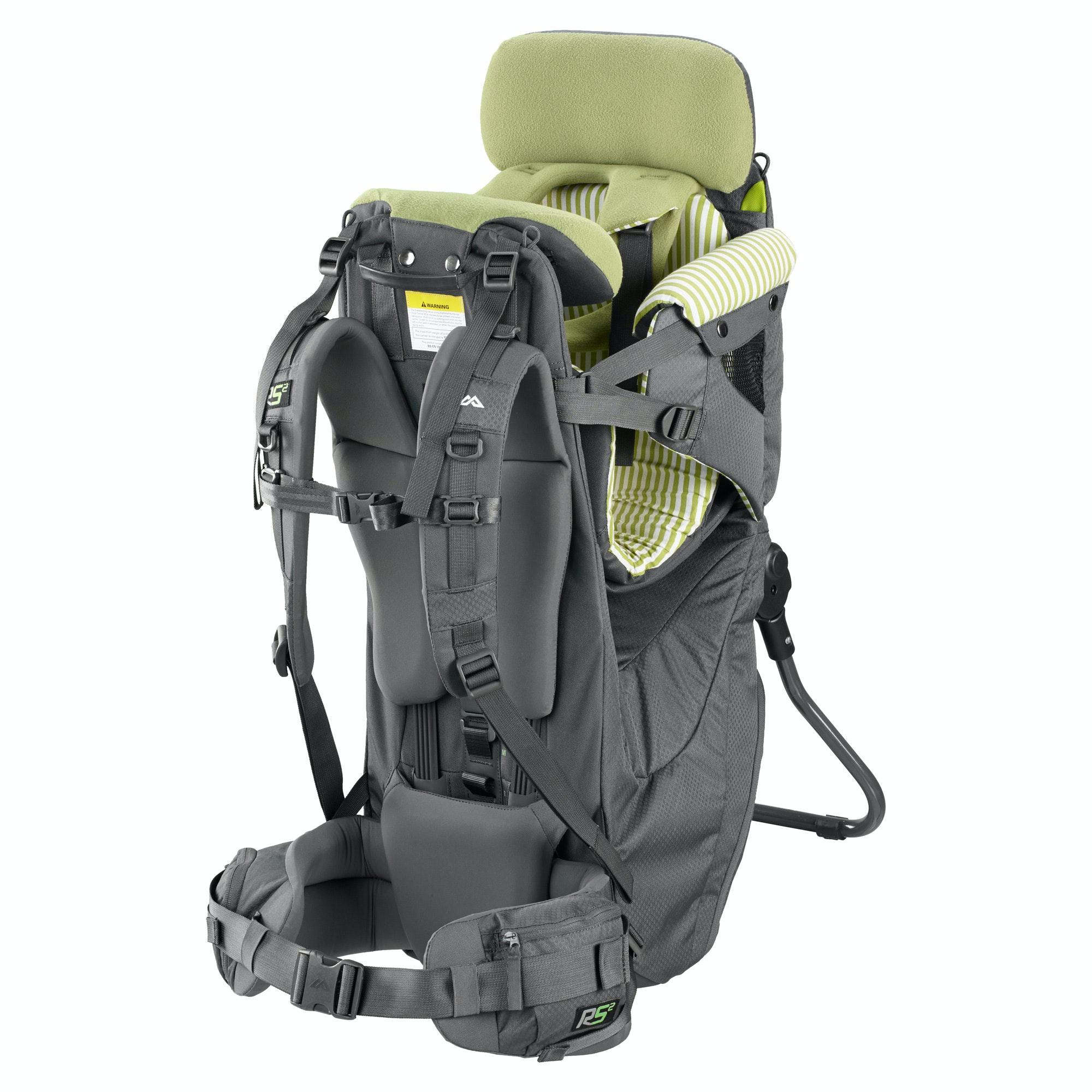 Karinjo Child Carrier v2 Grey Green