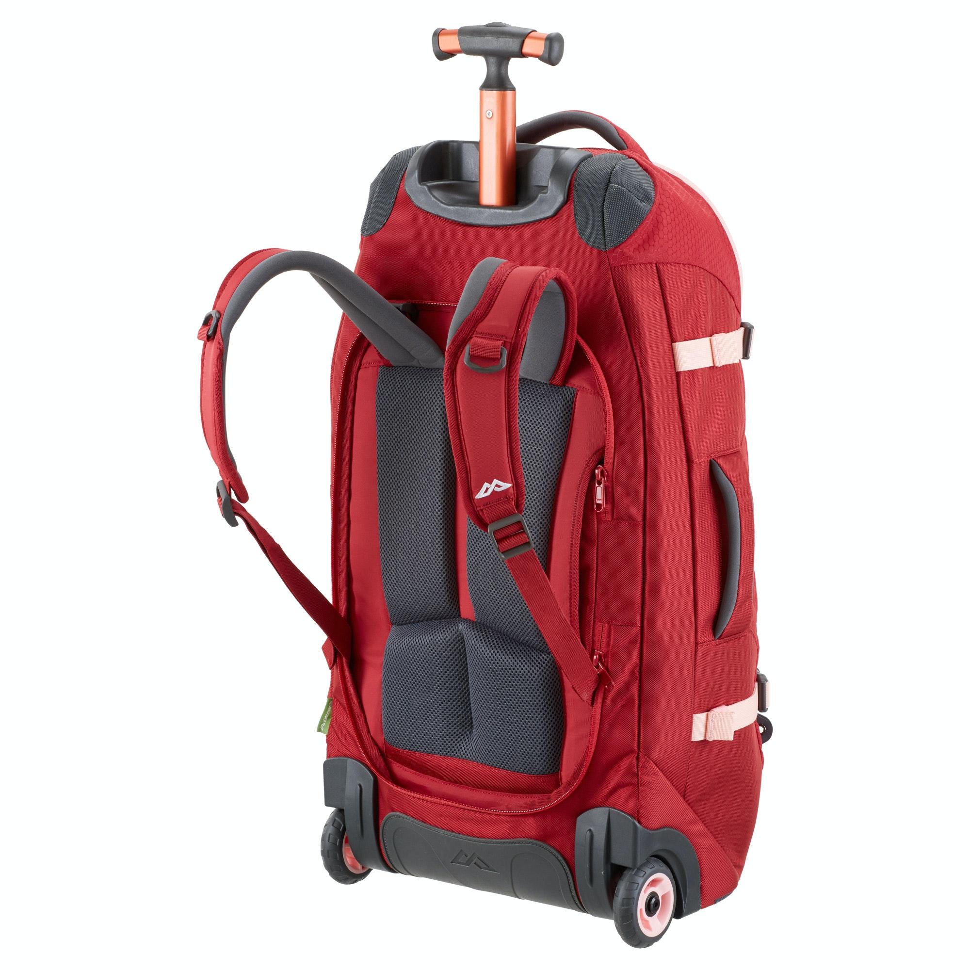 Hybrid Backpack Wheels
