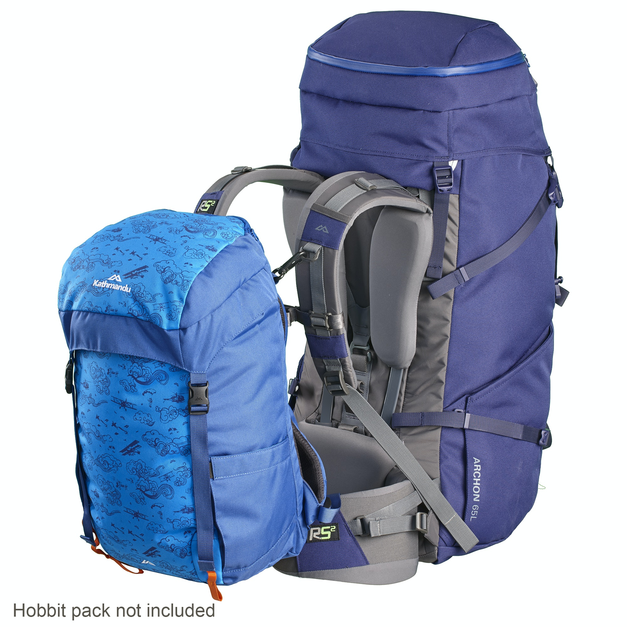 2c084f81a755 Mens Day Hiking Backpack- Fenix Toulouse Handball