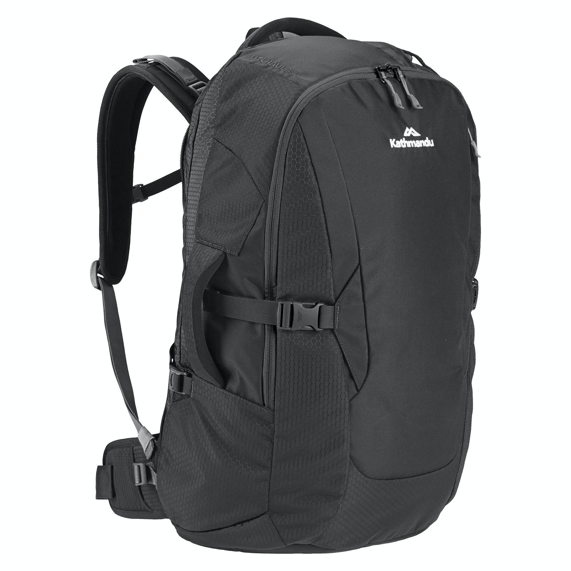 bc4131b56a13 Litehaul 38L Convertible Shoulder Carry Laptop Backpack v3 - Black