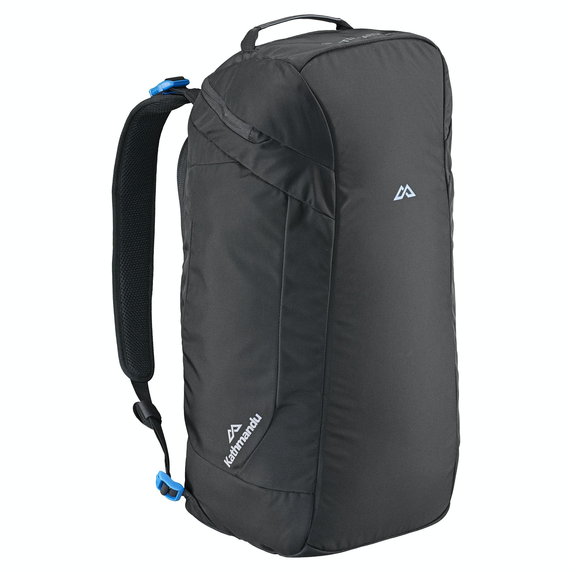 NEW Kathmandu Shuttle Convertible Travel Backpack Duffle Cargo Bag ... 7ba3a2563d62f