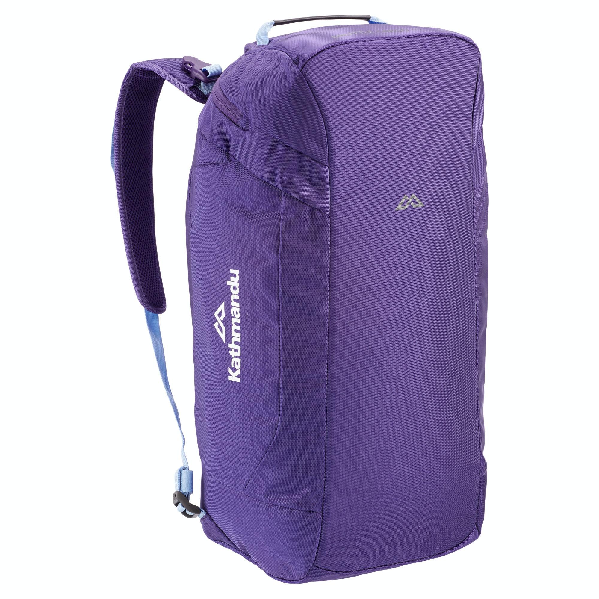 Kathmandu Shuttle Convertible Travel Backpack Duffle Cargo Bag 40l ... 3b3cb6b279a64