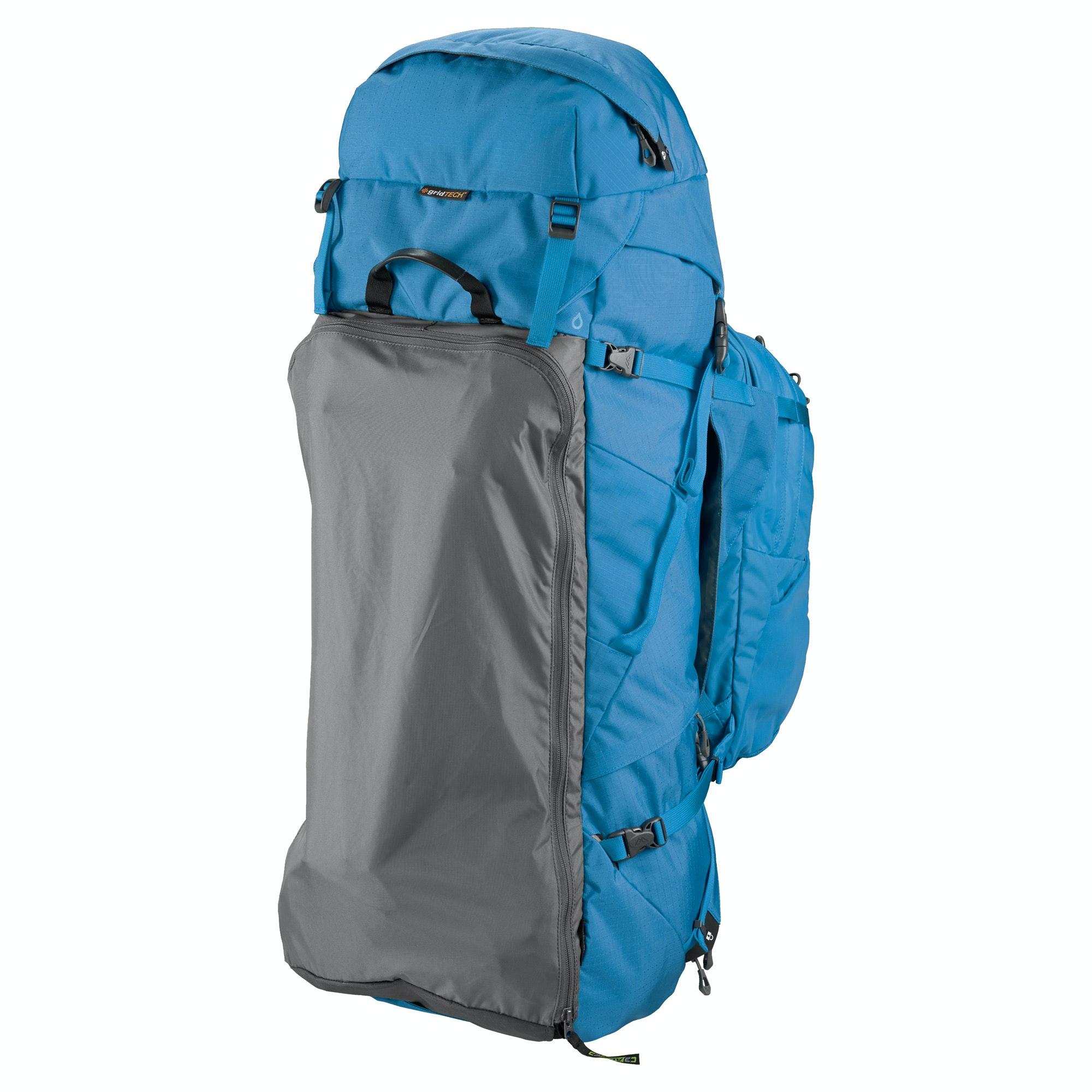 kathmandu interloper v2 70 liter trekking rucksack f r. Black Bedroom Furniture Sets. Home Design Ideas