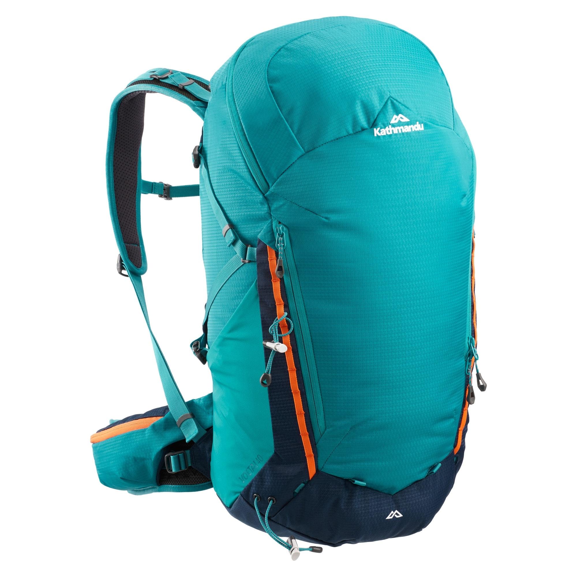 99ba5fef85 NEW Kathmandu Voltai Hiking Walking Travel Outdoor Backpack Rucksack ...