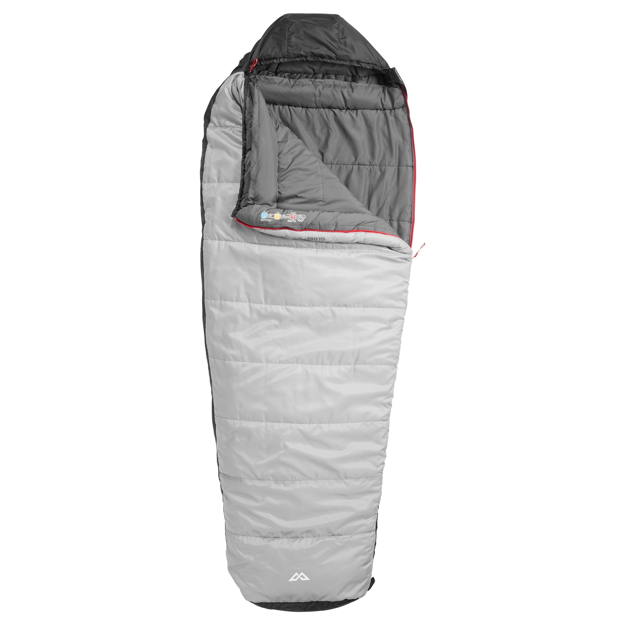 Globe Semi-Rectangular Sleeping Bag