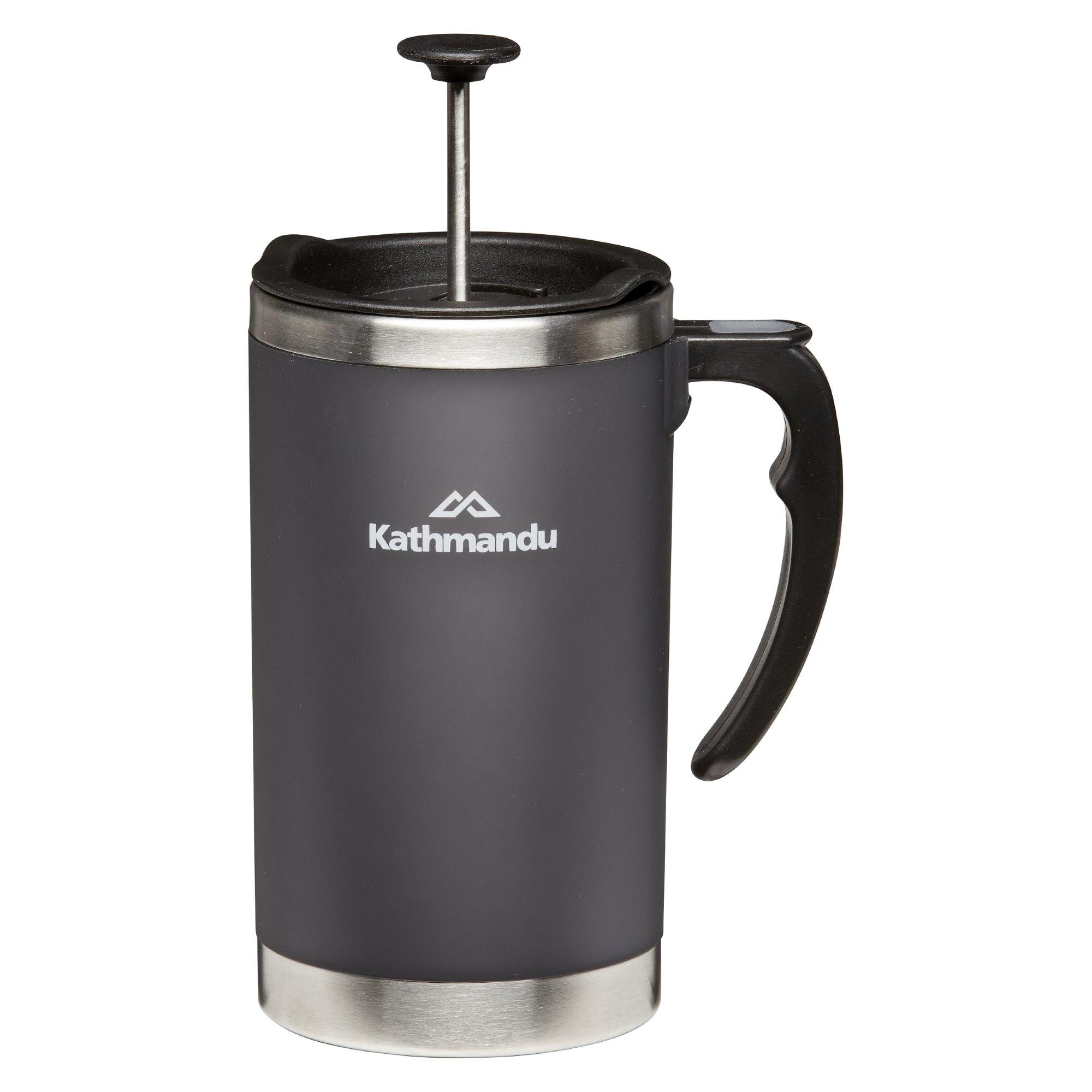 Coffee Plunger Mug