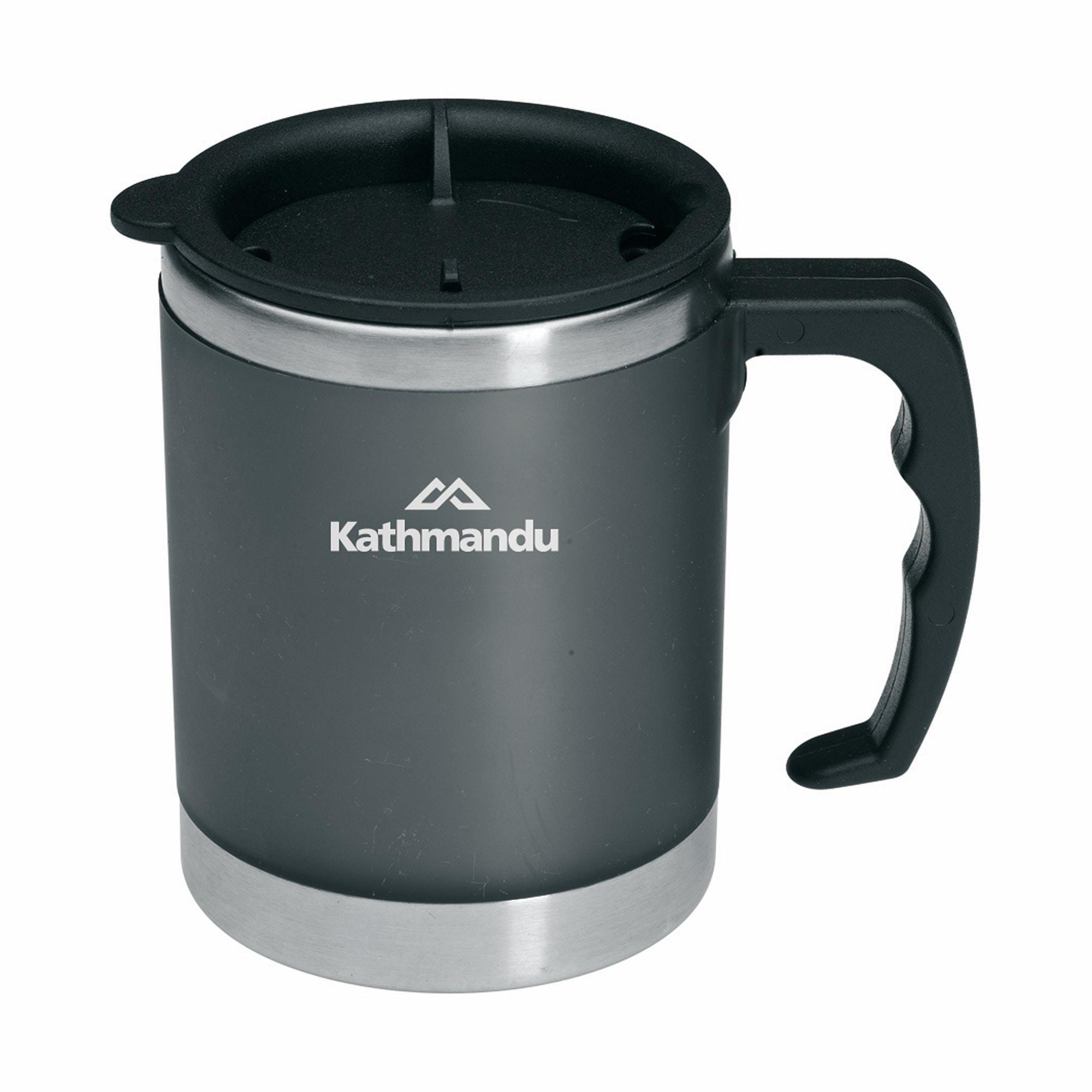 coffee mug 430ml charcoal