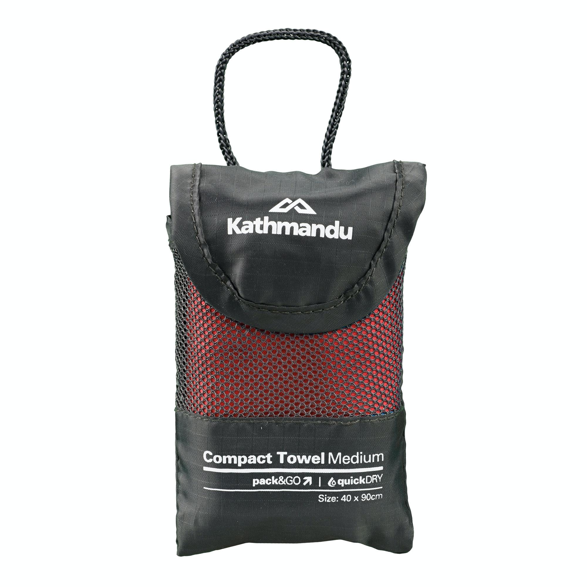 Towel Interstellar Travel: Kathmandu Compact Light Quick Drying Travel Camping Gym