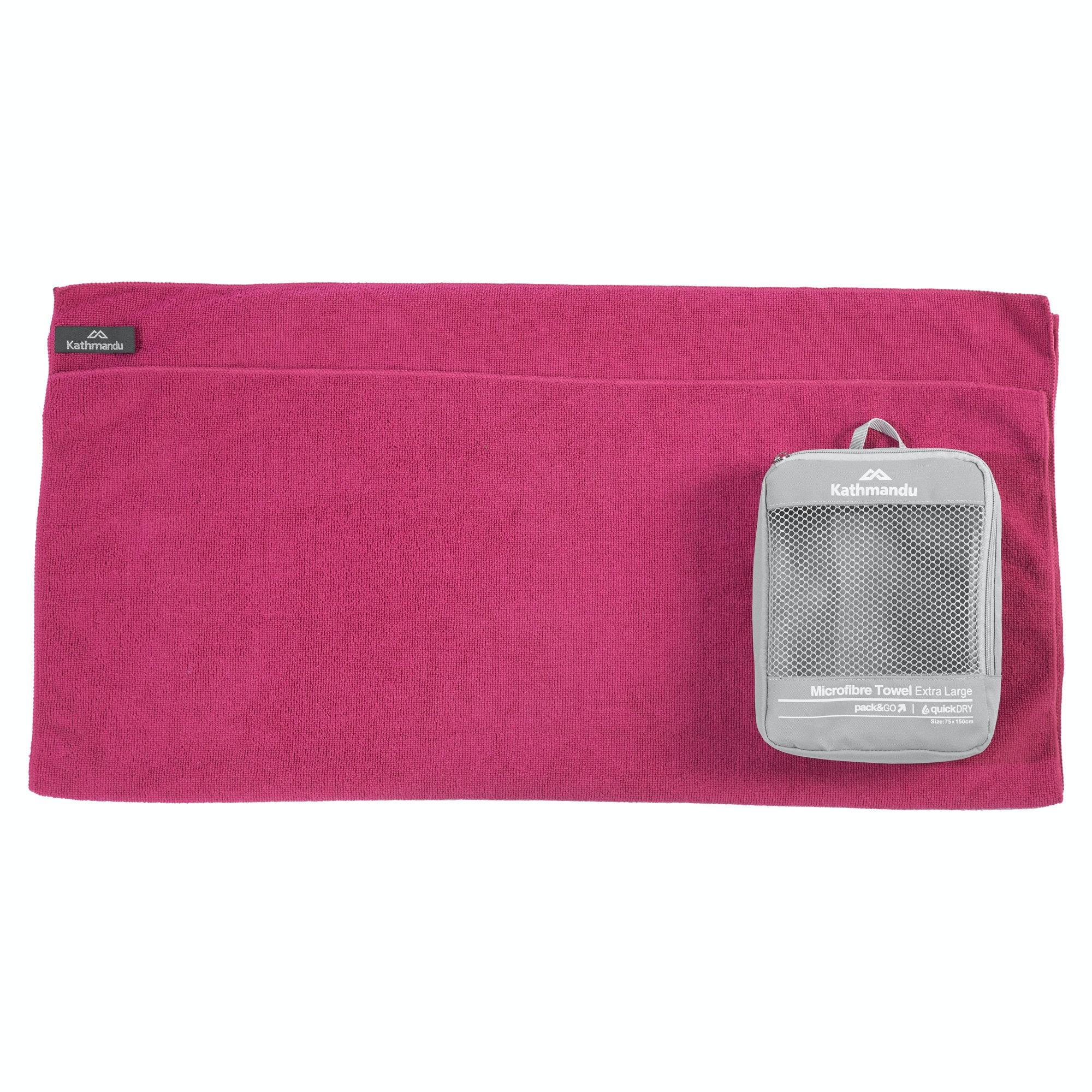 Towel Interstellar Travel: Kathmandu Microfibre Quick Dry XL Gym Sport Travel Camping