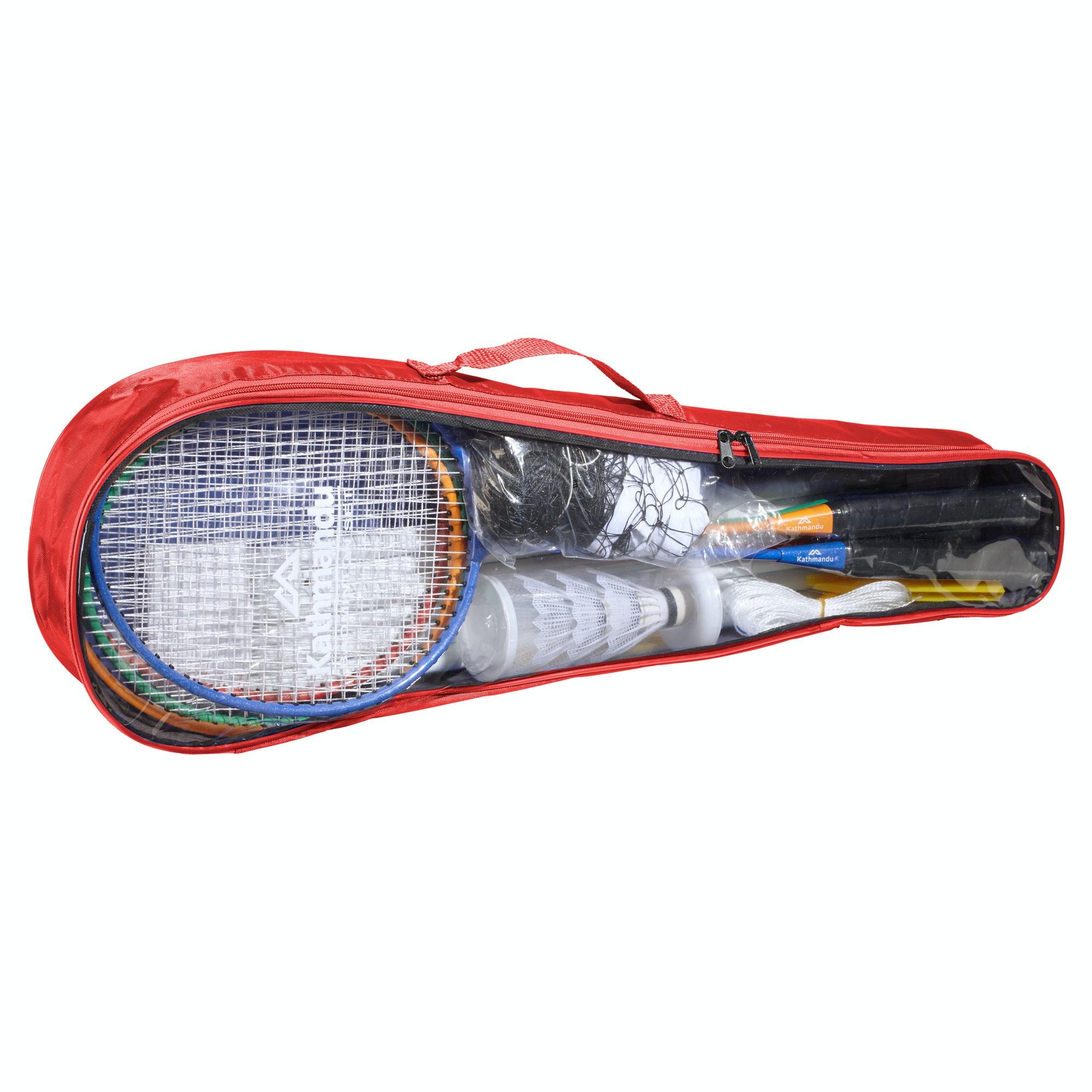 badminton set blue