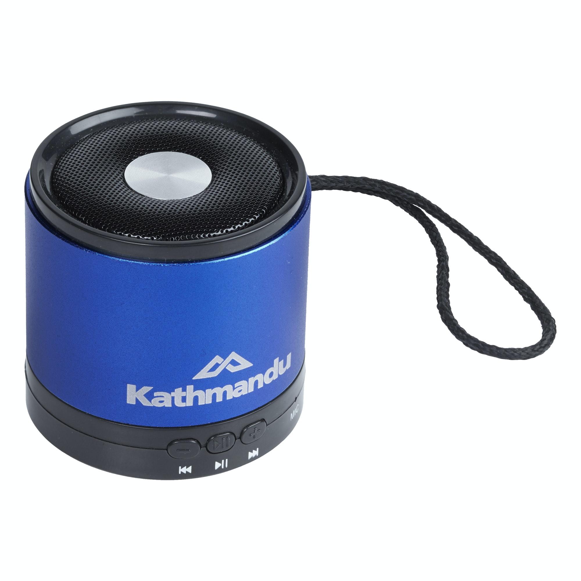 Bluetooth Travel Speaker Azure