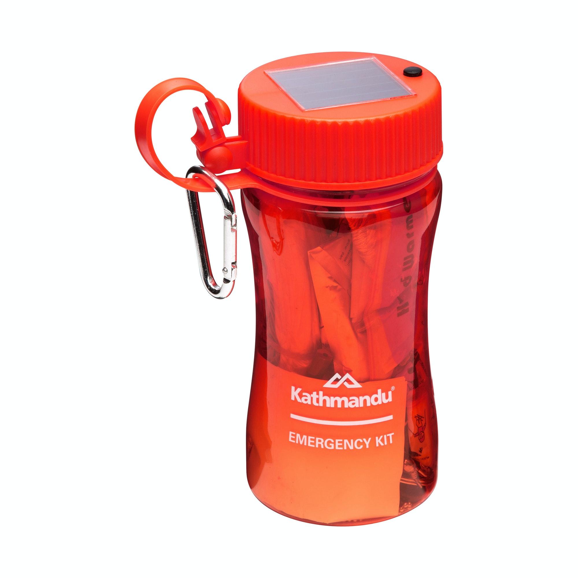 Survival Kit Bottle V2 Orange