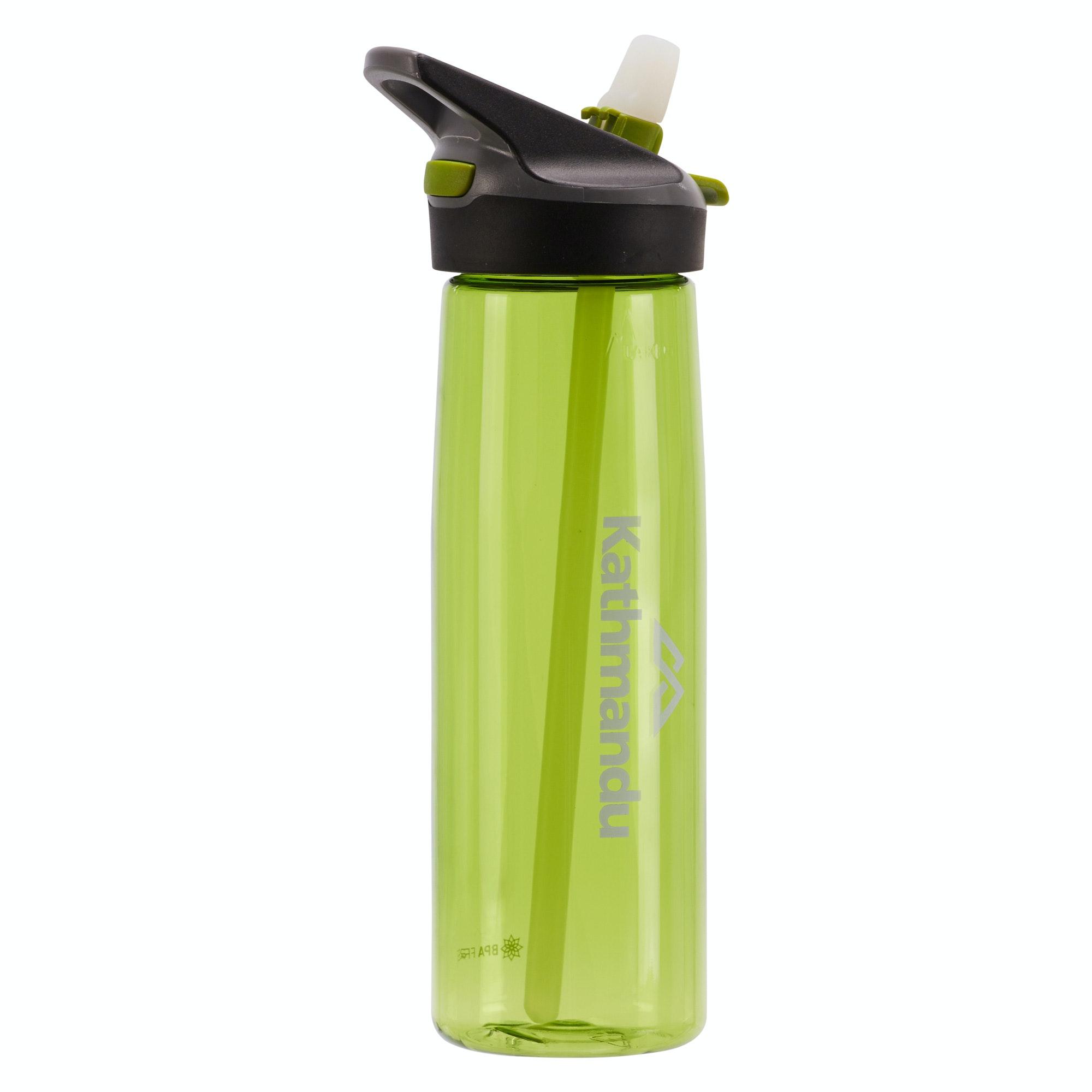 Sports Sipper Bottle: Kathmandu Flipspout BPA Free 750mL Sports Gym Sipper Straw
