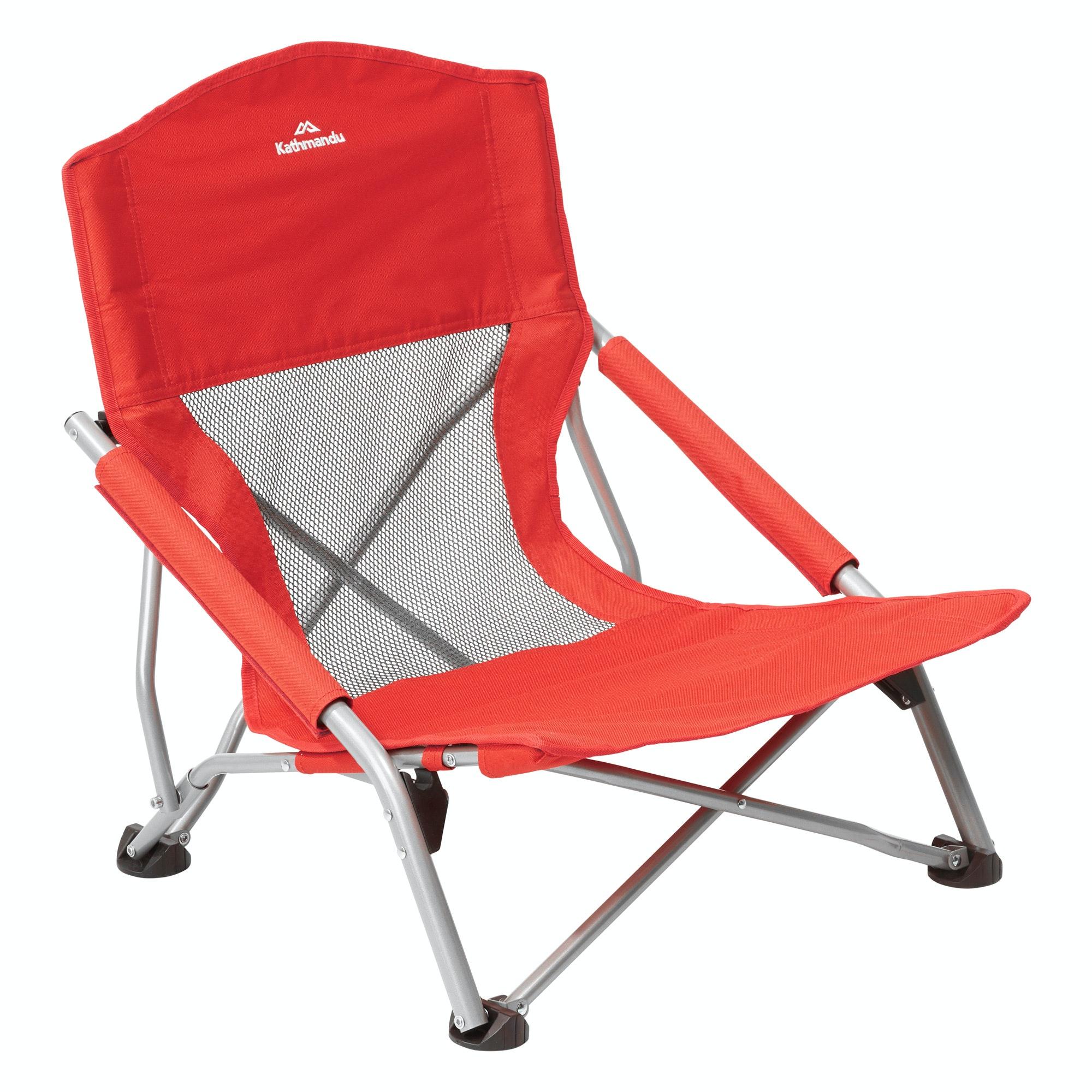Roamer Festival Chair Red