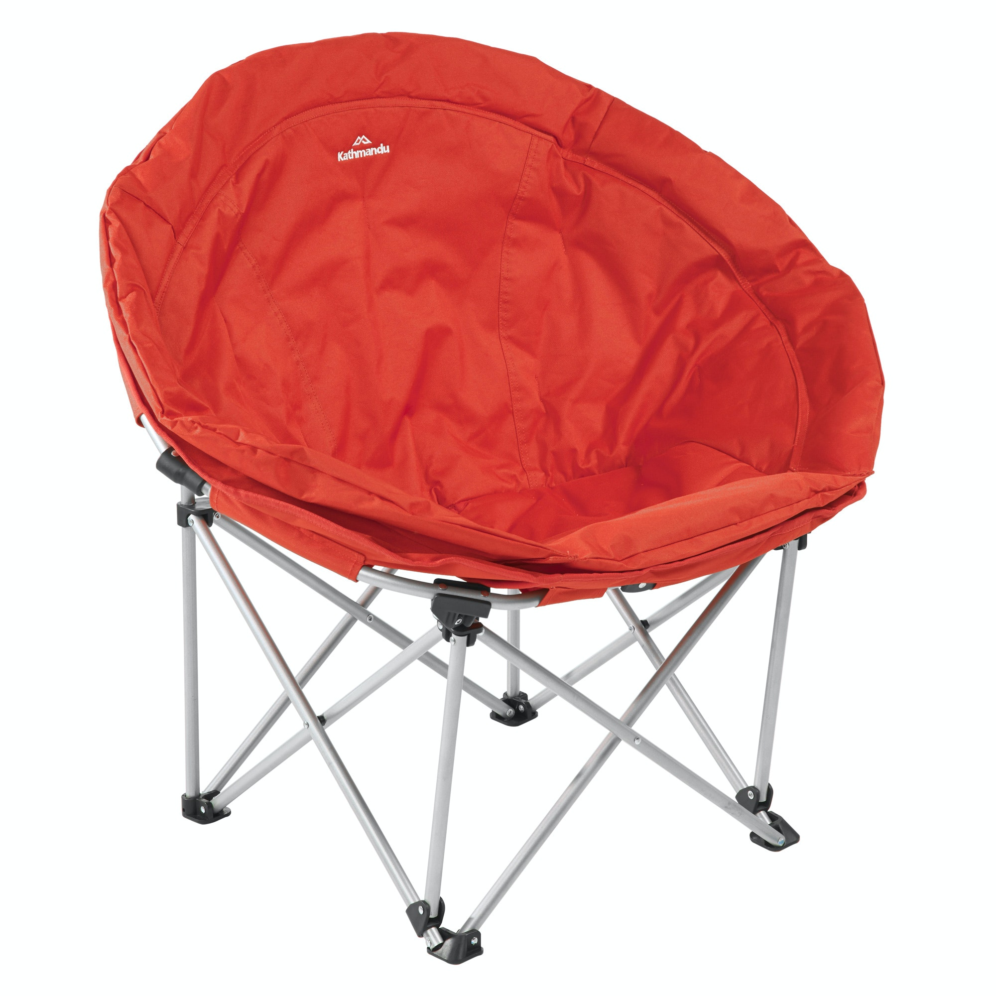 Kathmandu Retreat Folding Padded Moon Chair