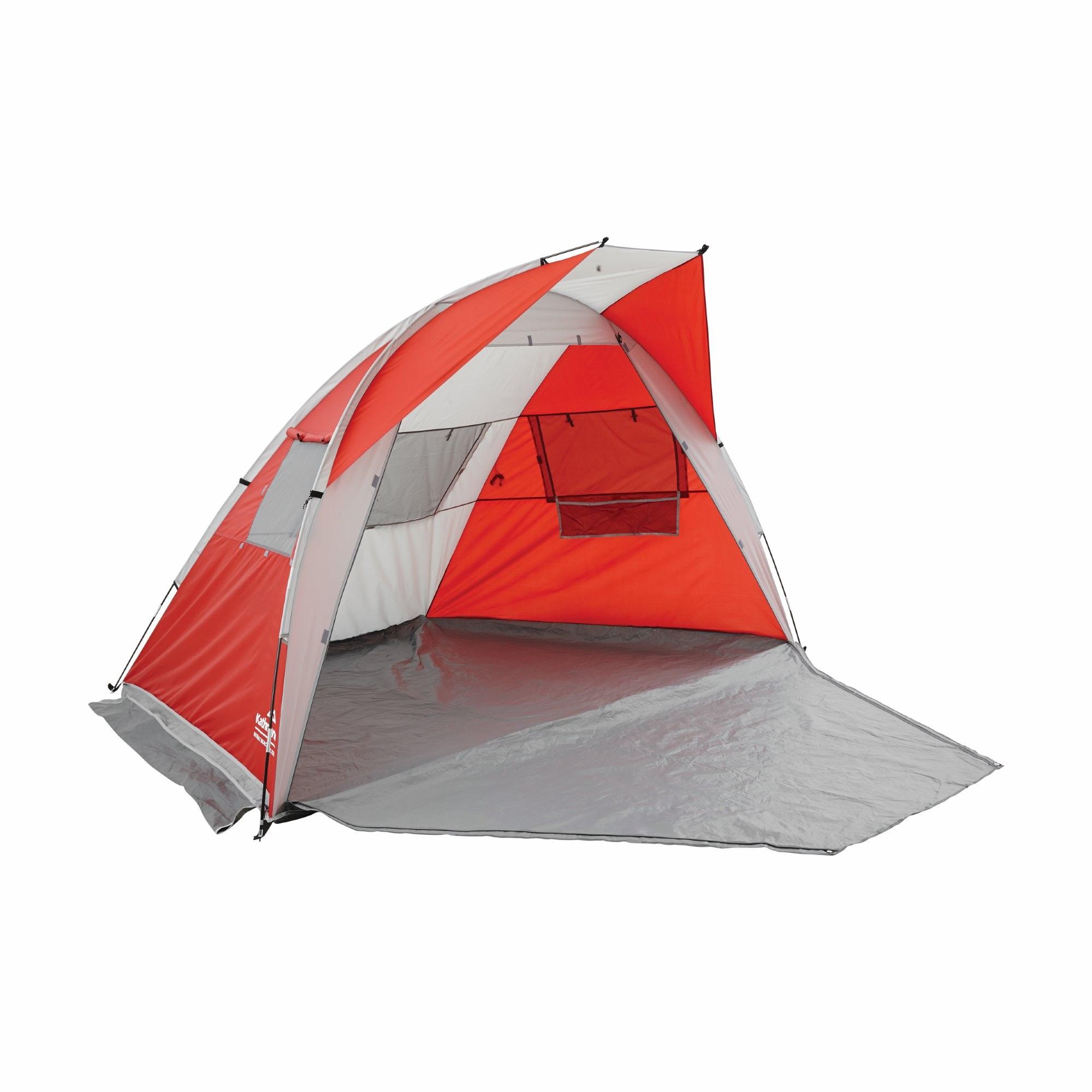 453  sc 1 st  Kathmandu & Retreat Family Beach Shelter v3 - Red/Grey