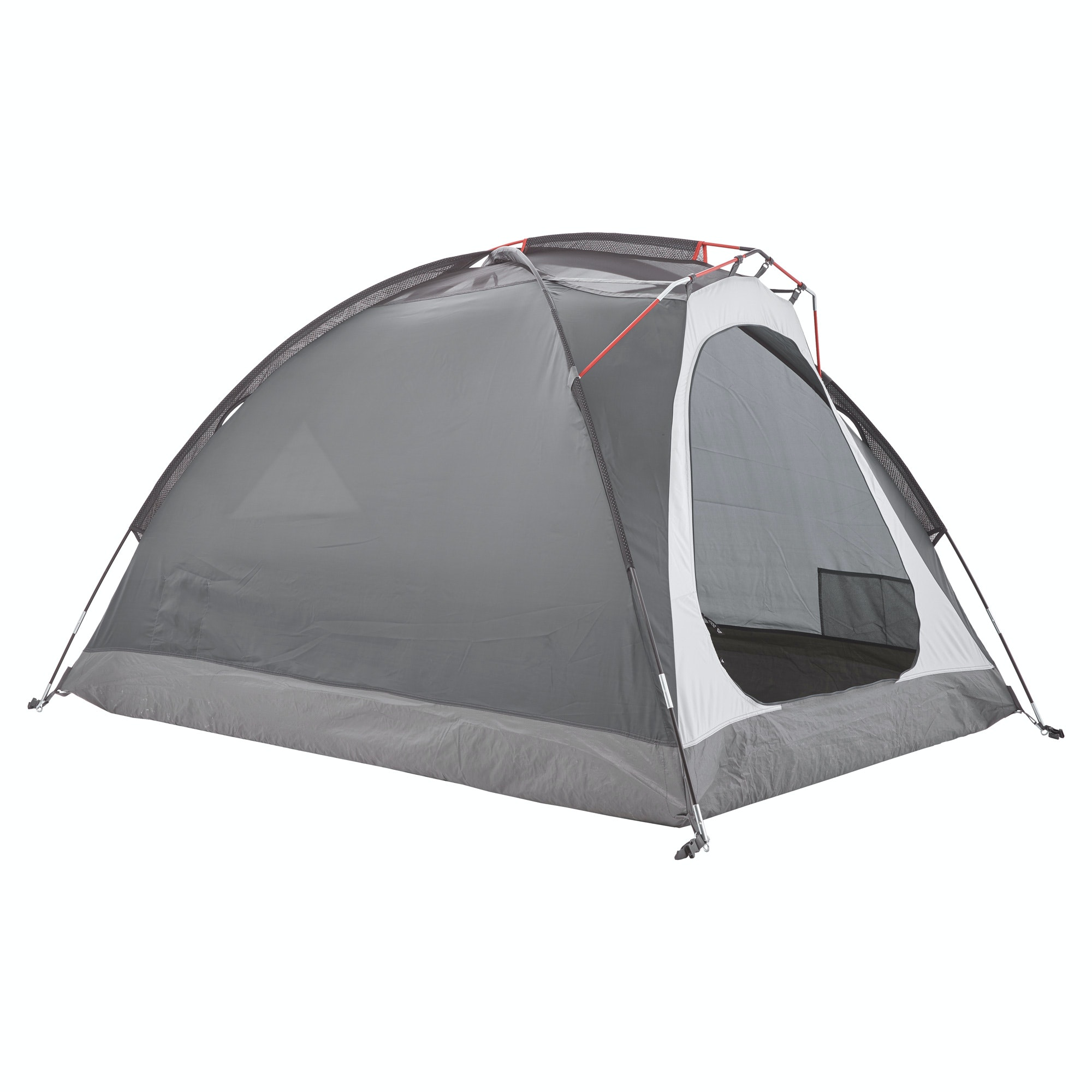 H41  sc 1 st  Kathmandu & Retreat 40 2 Person Tent - Warm Grey/Sunset