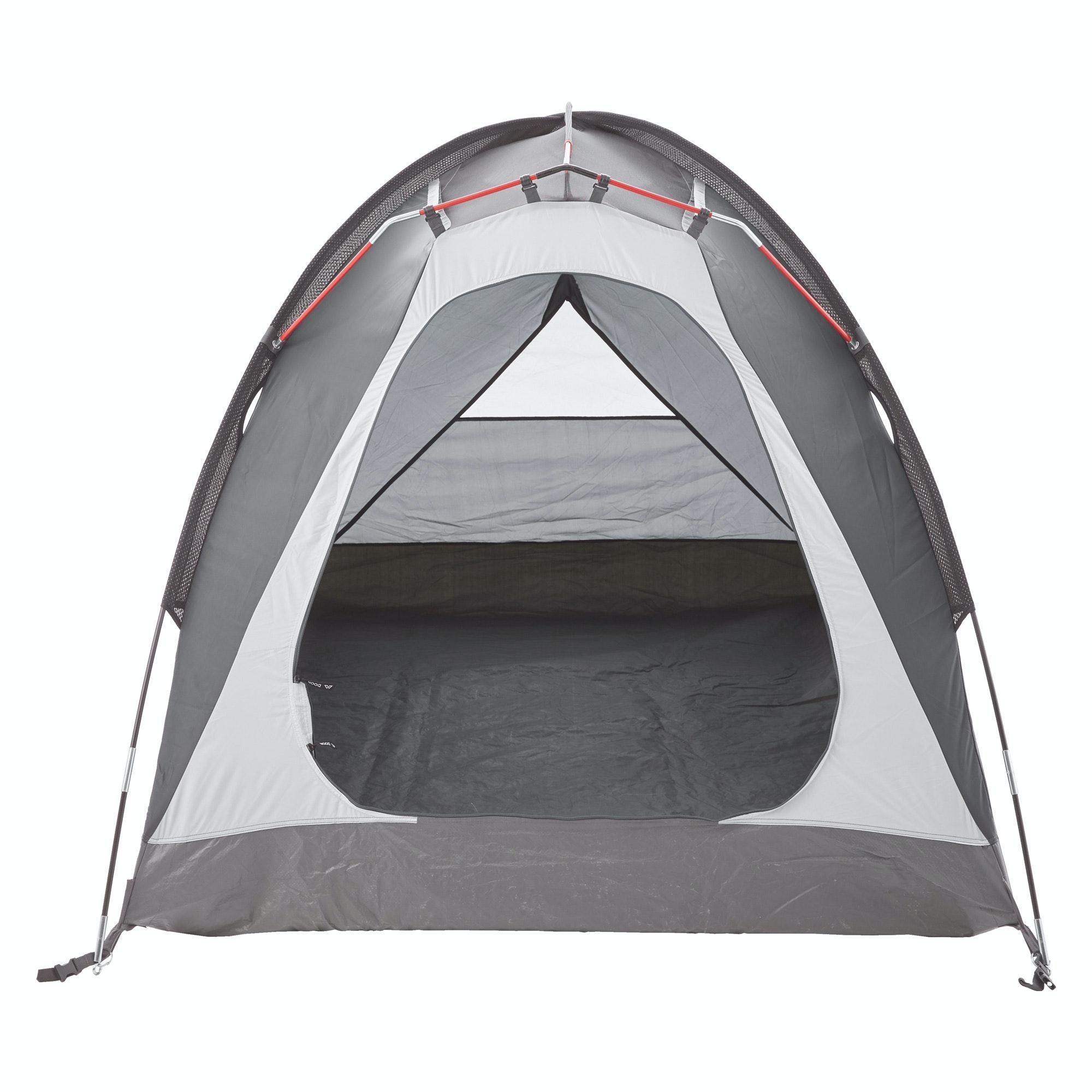 H41  sc 1 st  Kathmandu & Retreat 40 2 Person Tent - Warm Grey/Sunset