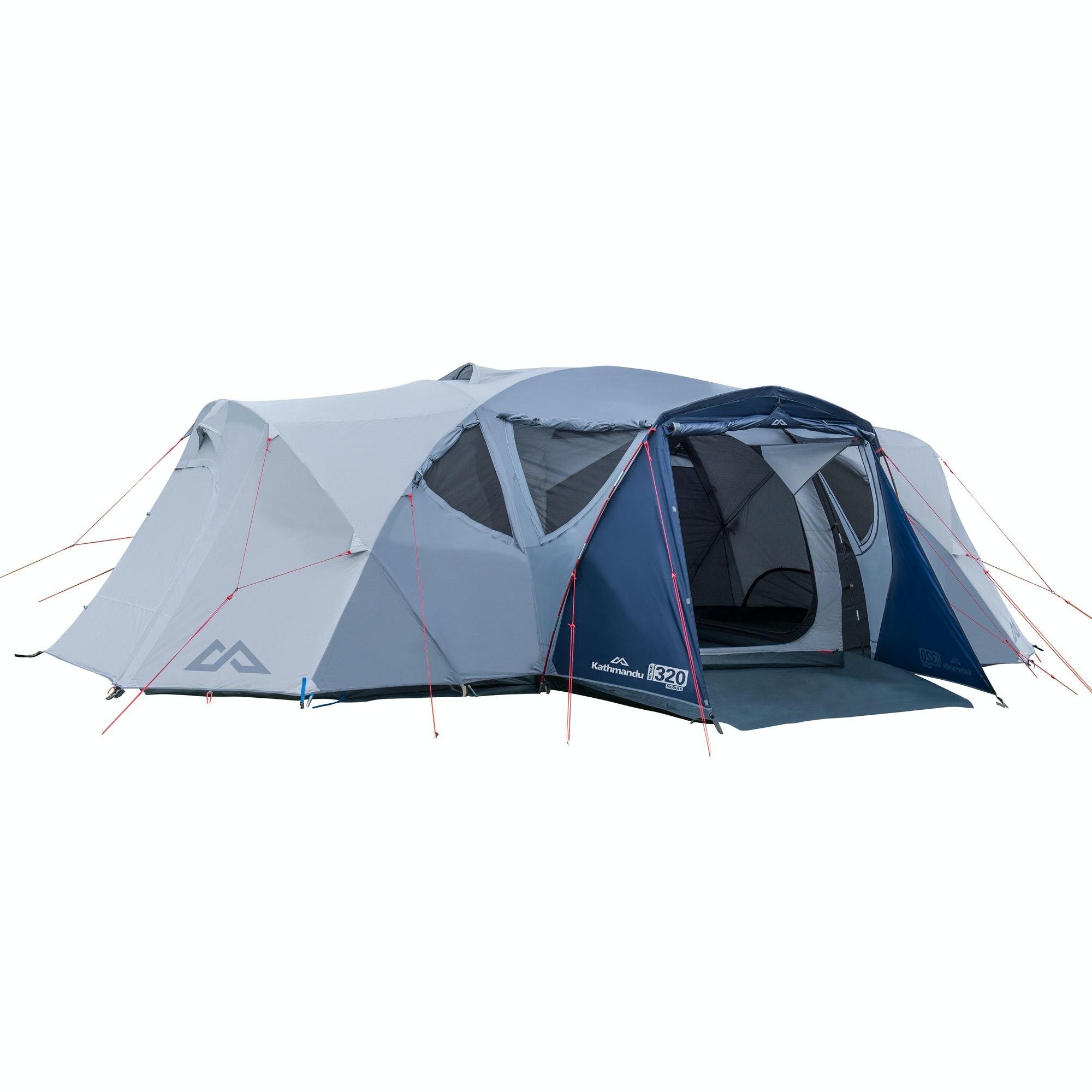 H42  sc 1 st  Kathmandu & Retreat 320 6 Person Module Tent - Dark Navy/Cloud