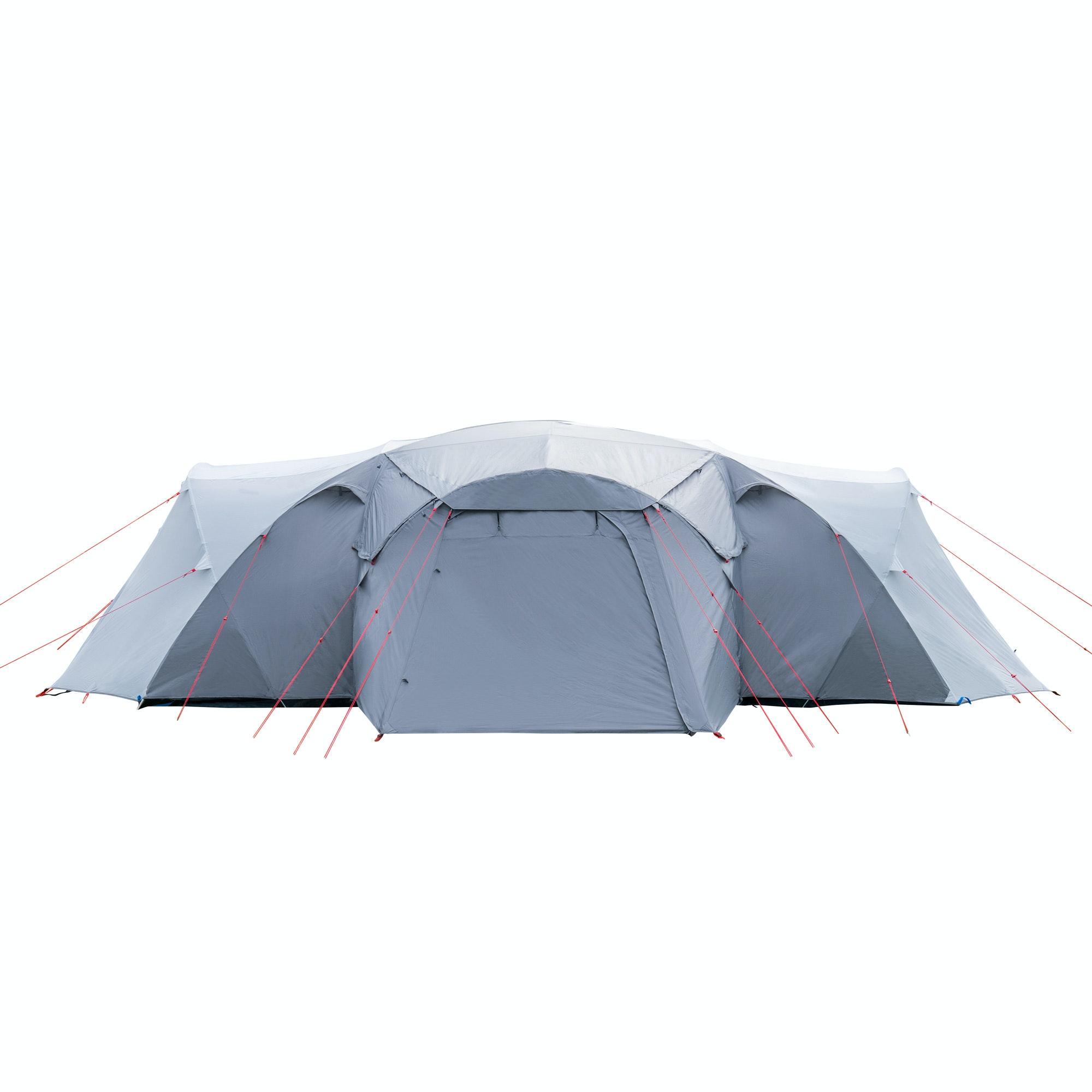 H41  sc 1 st  Kathmandu & Retreat 360 7 Person Module Tent - Warm Grey/Sunset