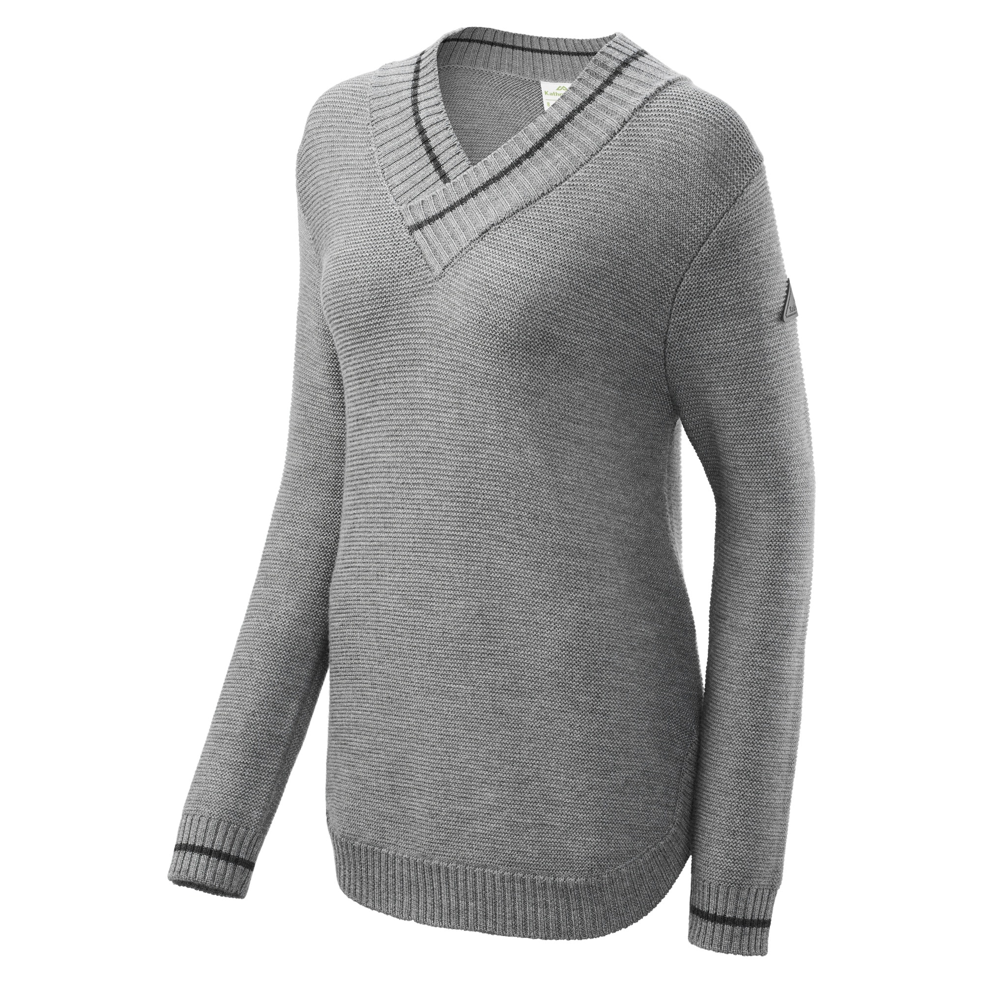 differently c8263 697bc Details about Kathmandu Westlands Women's Merino Wool Pullover