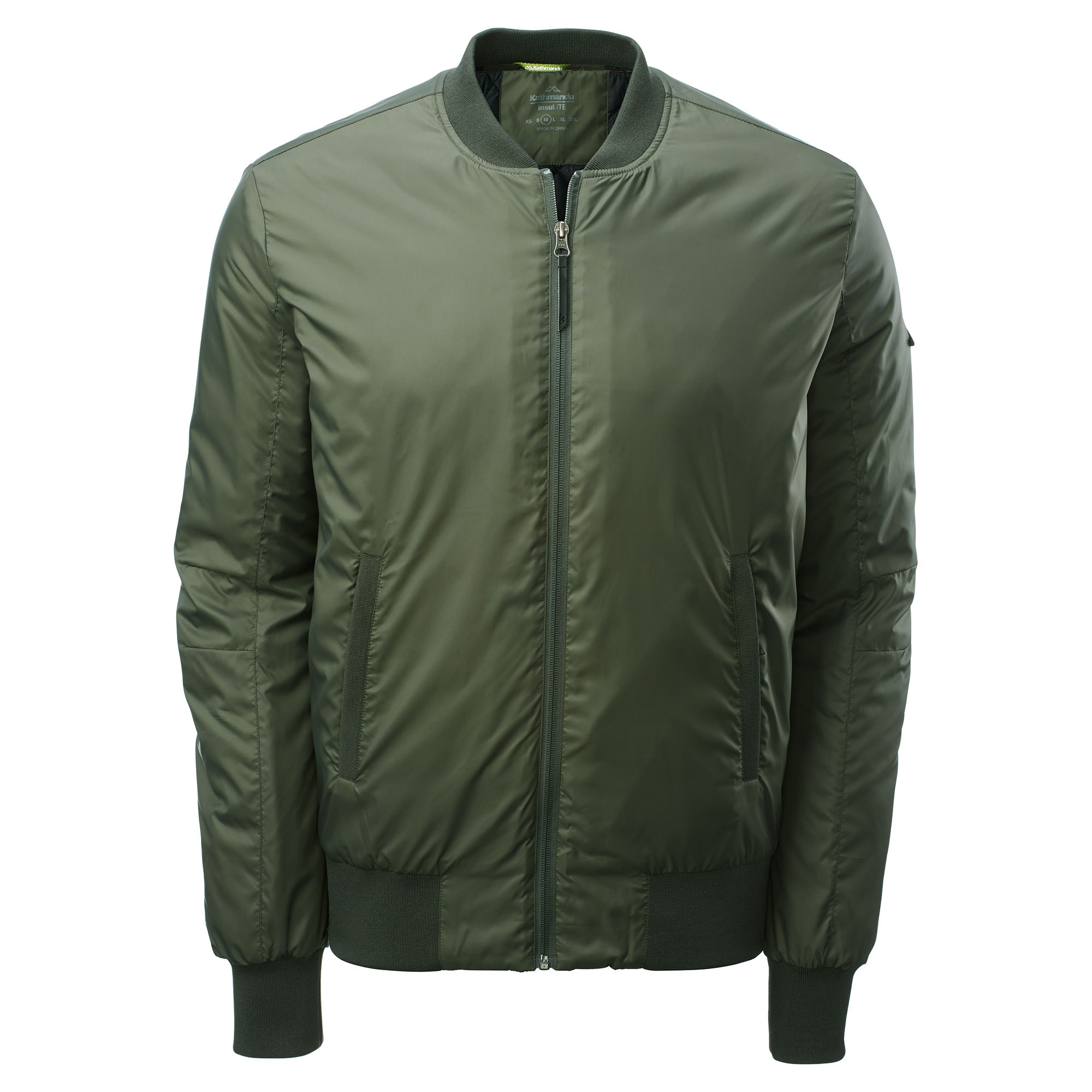 contender men s bomber jacket