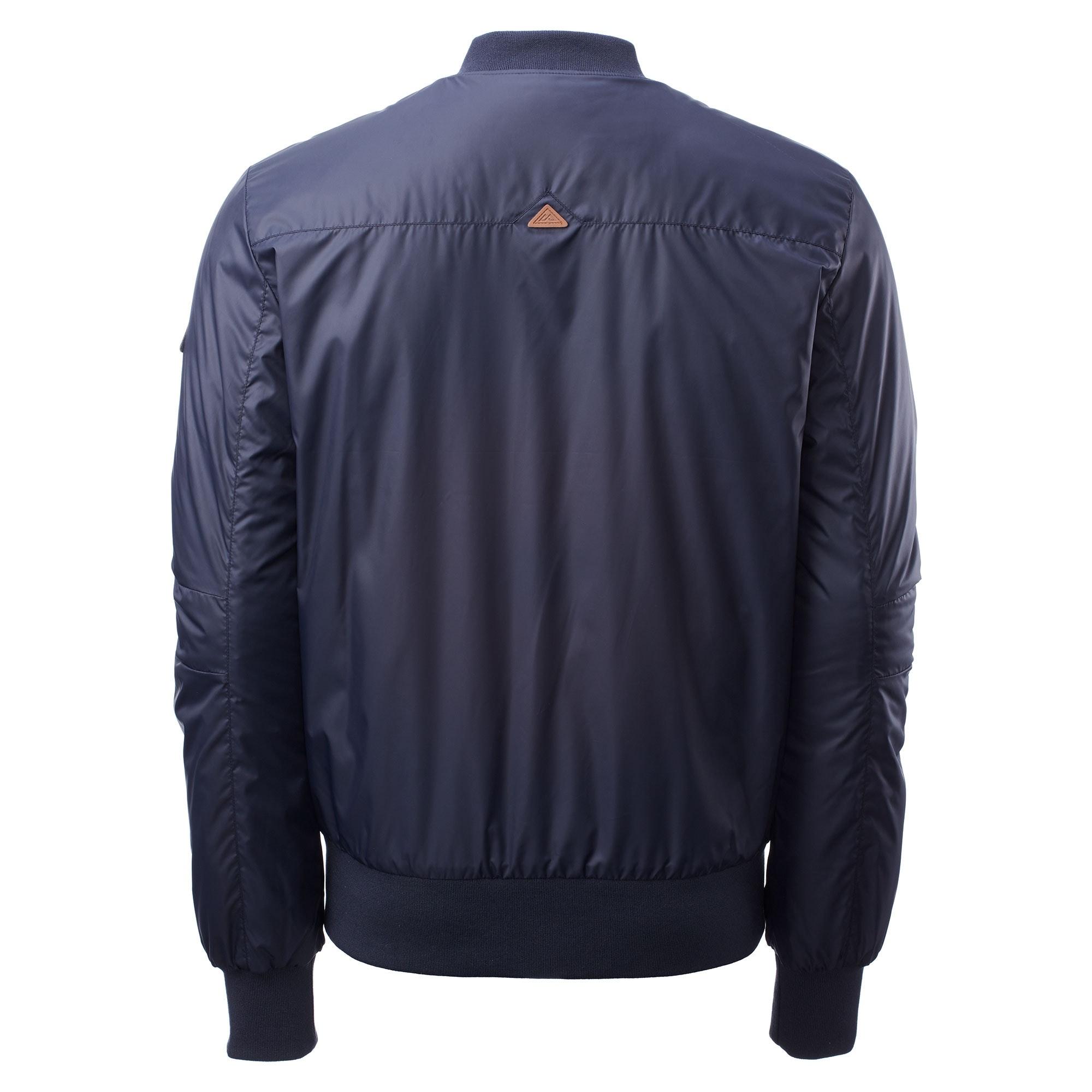 Kathmandu-Contender-Insulated-Water-Repellent-Lightweight-Men-039-s-Bomber-Jacket