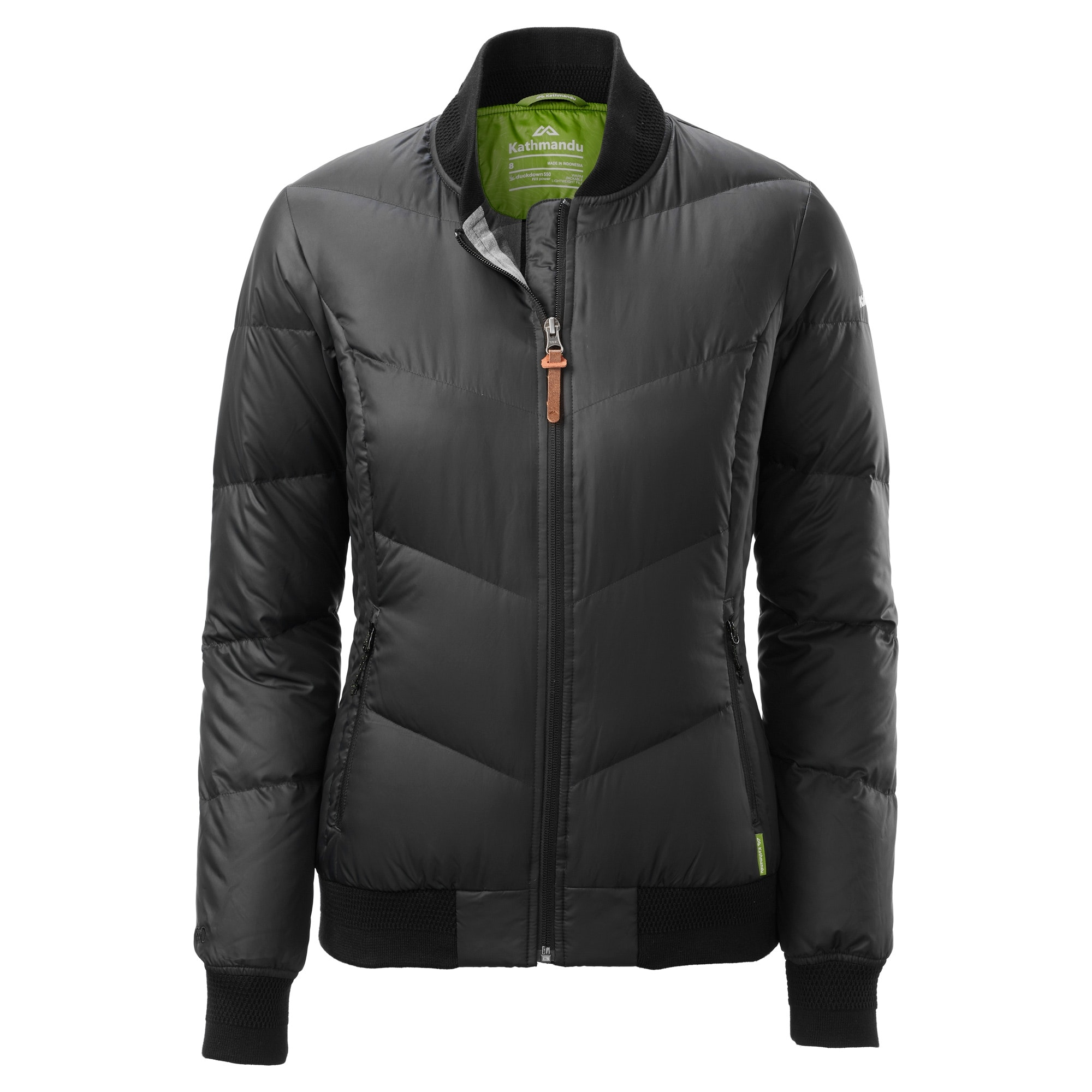 da36c83d8 Federate Women's Down Bomber Jacket