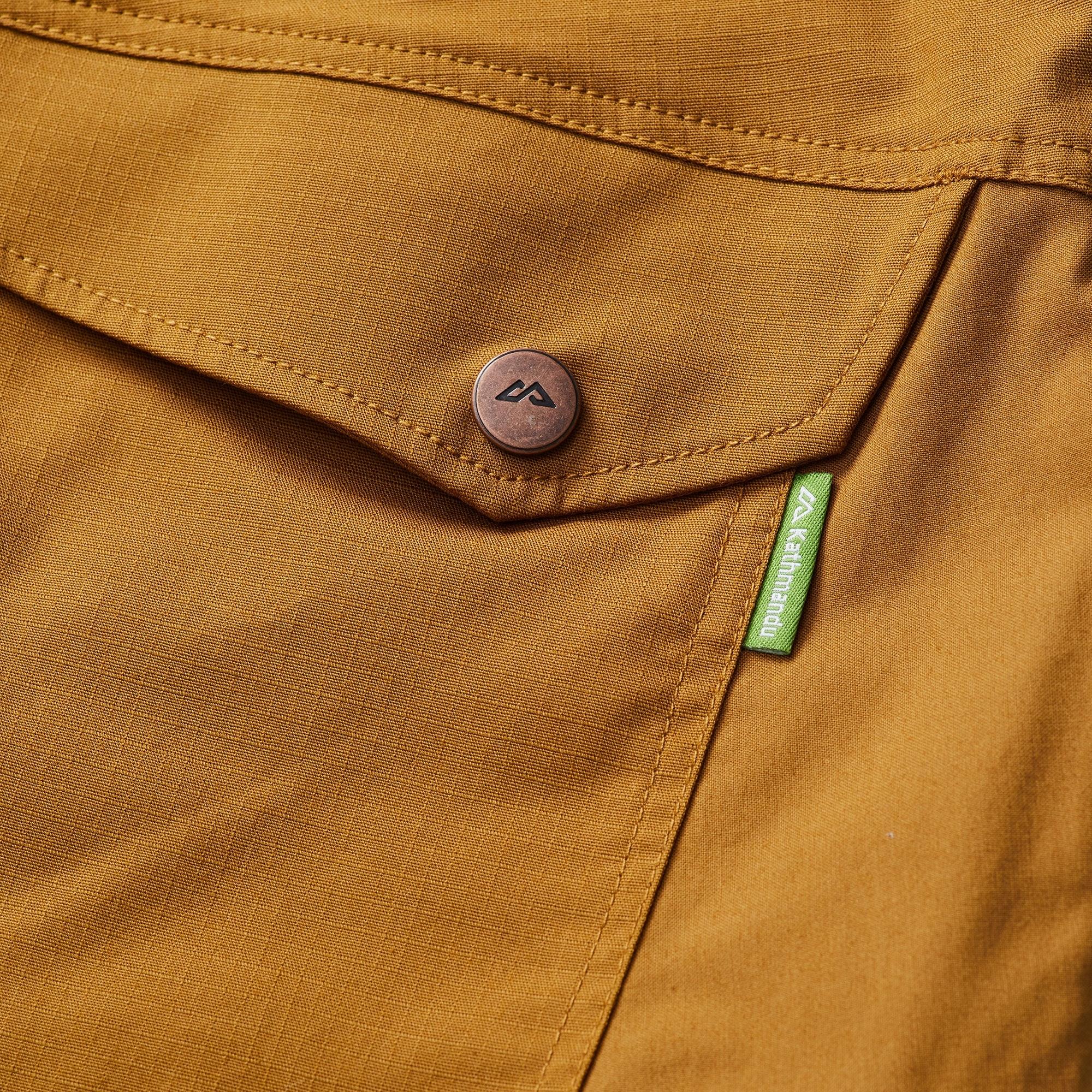 NEW-Kathmandu-Nduro-Mens-Durable-7-Pocket-Hiking-Travel-Cargo-Shorts