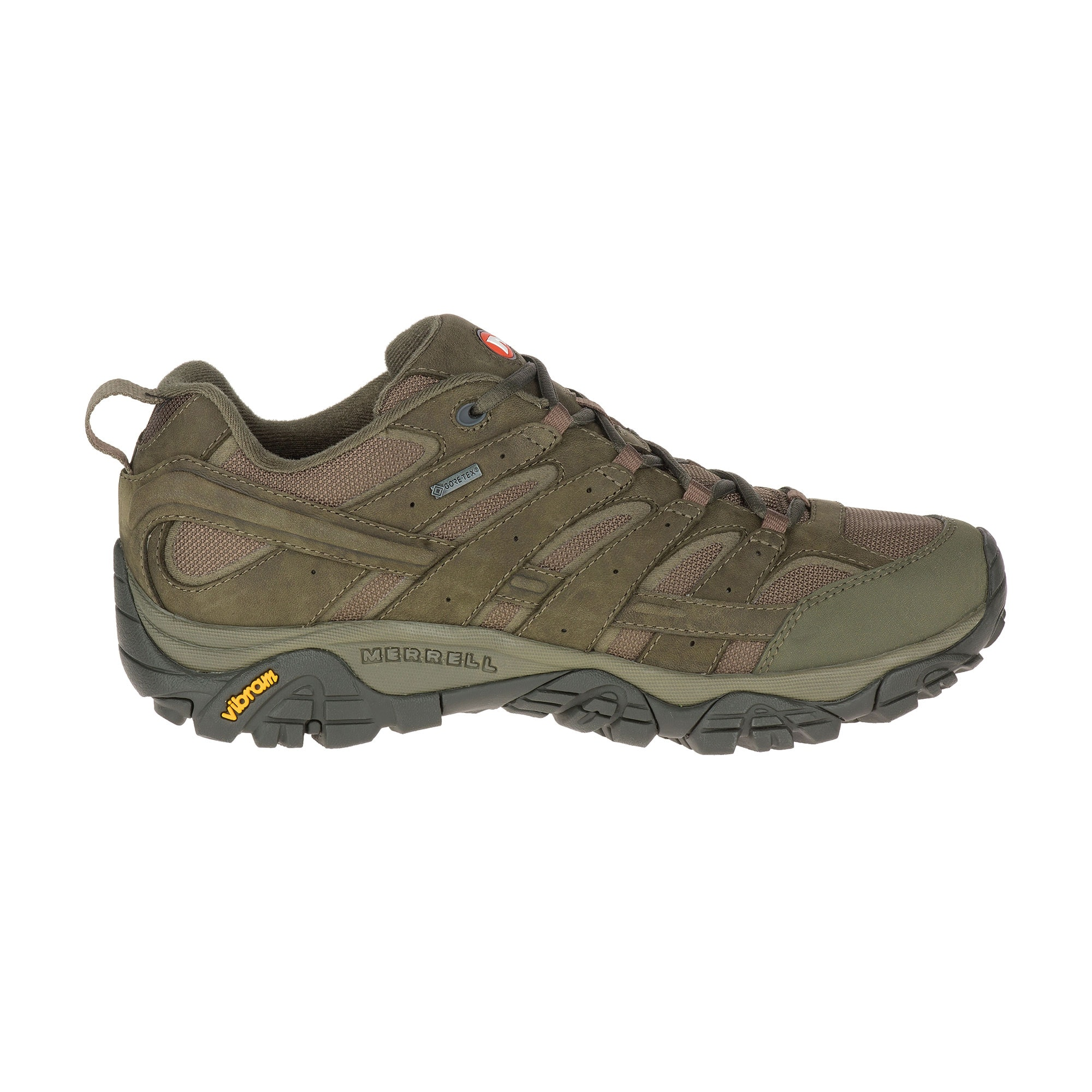 7466b18aac Merrell Moab 2 Smooth Men's Gore-Tex Hiking Shoes
