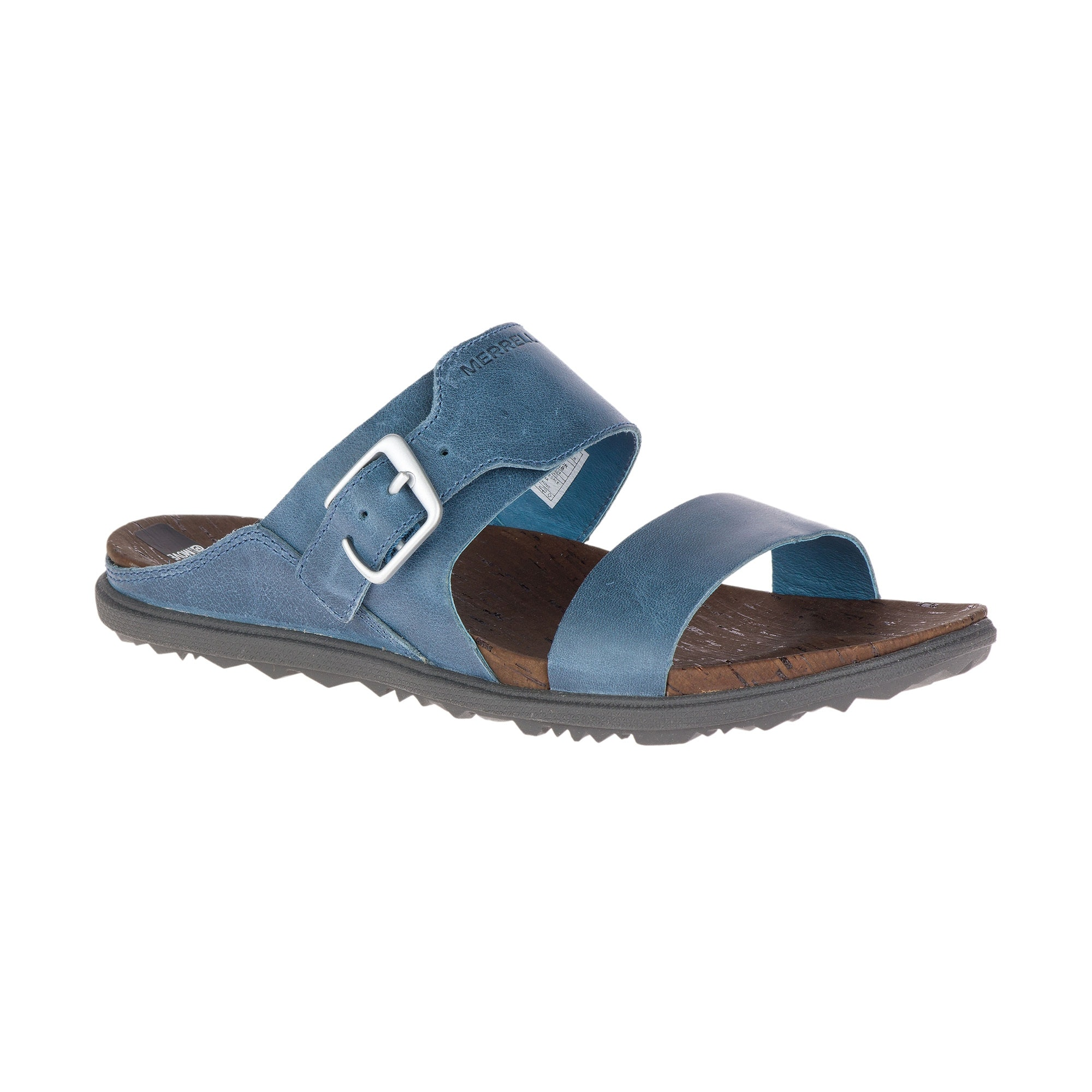 Merrell Women's Around Town Buckle Slide Sandals