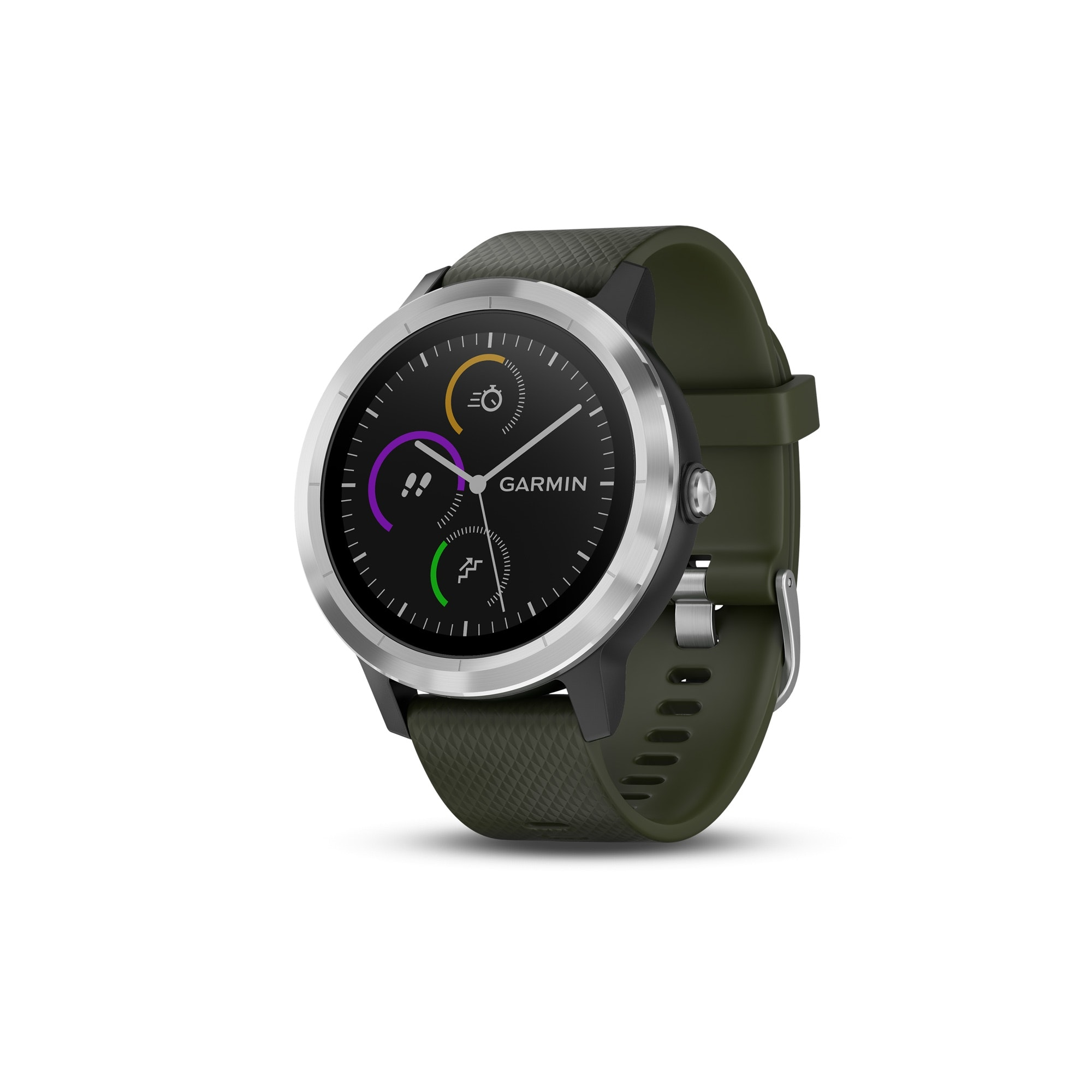 Garmin Vivoactive 3 Vivosmart Hr Medium Purple